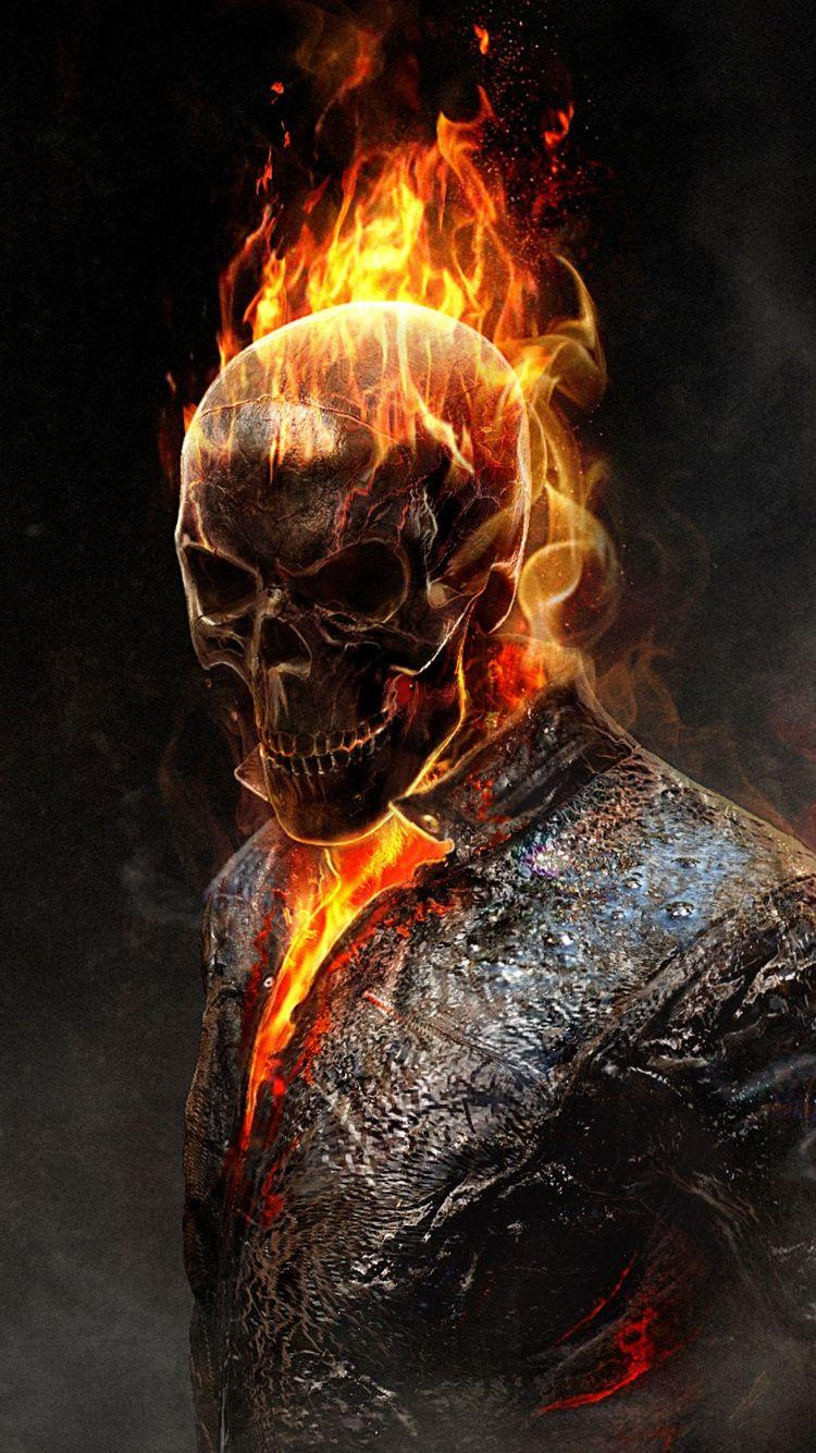 Ghost Rider iPhone 6 Wallpapers