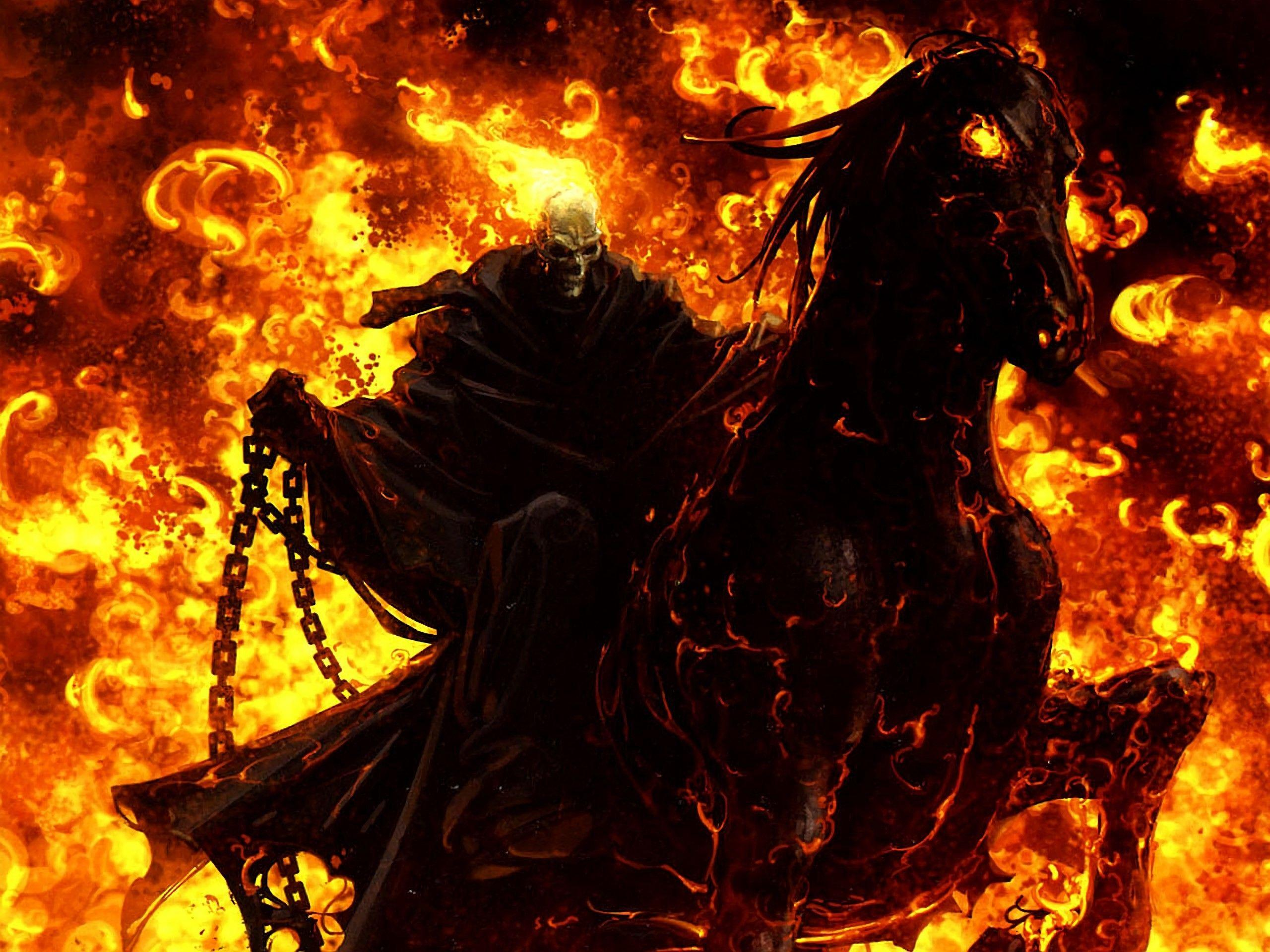 Ghost Rider Wallpapers For Phone