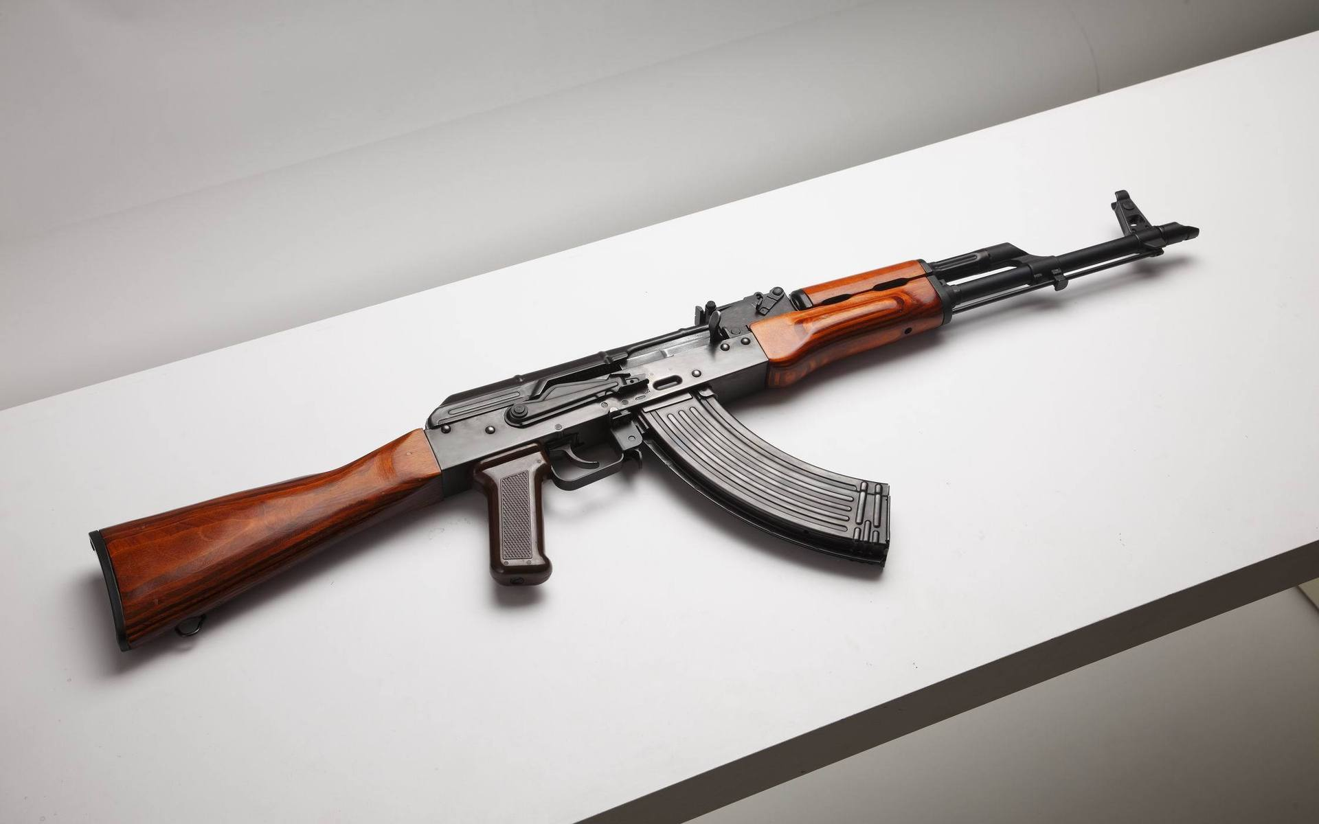 KALASHNIKOV AK 47 Weapon Gun Military Rifle Vc Wallpaper