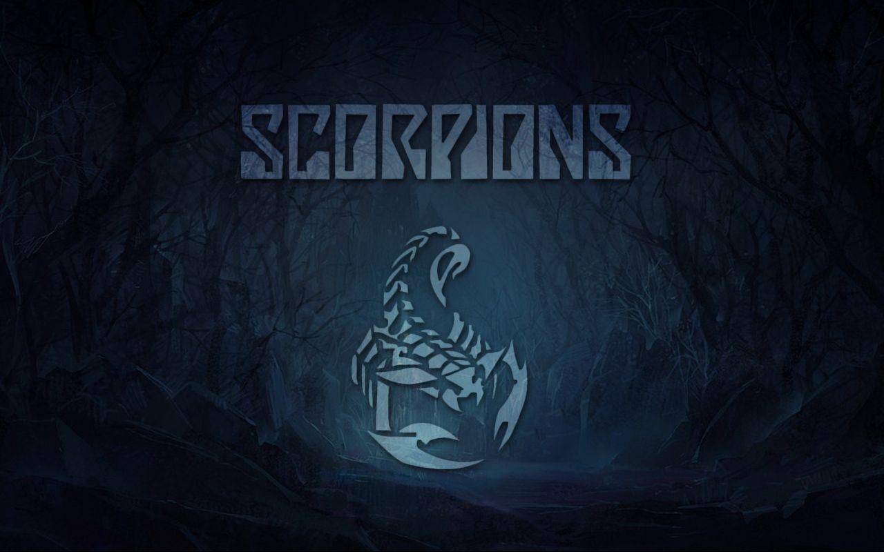 scorpions band logo wallpapers wallpaper cave
