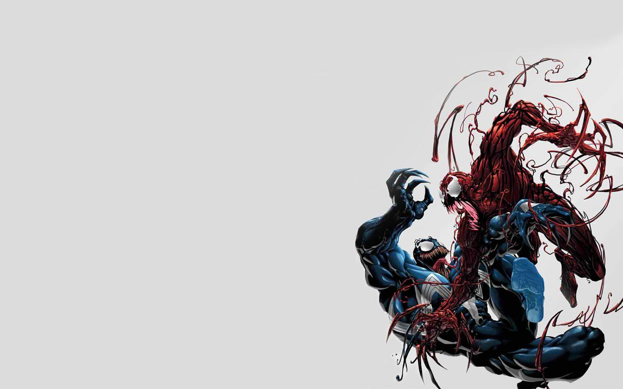 Carnage Vs Venom Wallpapers Hd Wallpaper Cave