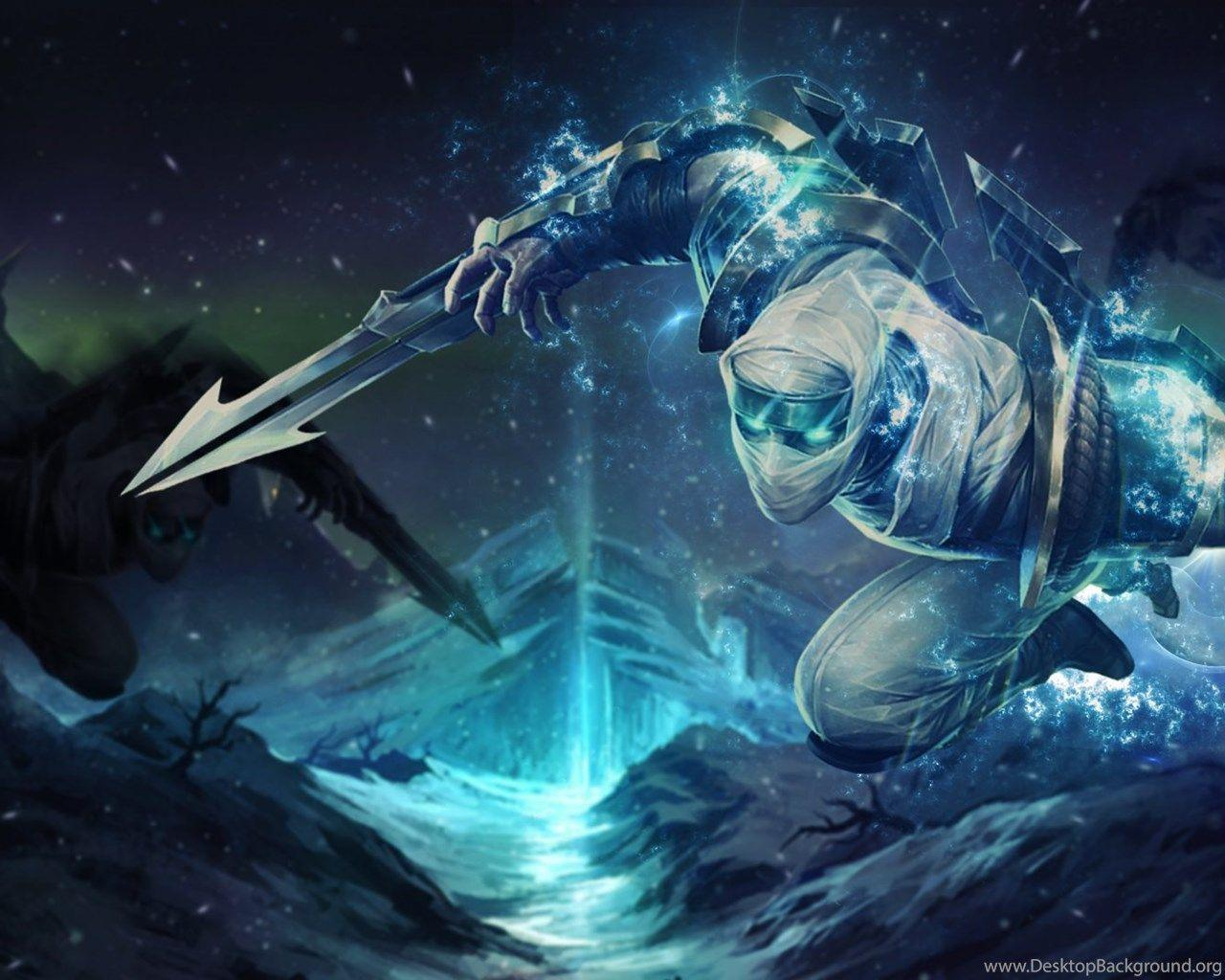 Games Wallpaper League Of Legends Zed Wallpapers Phone HD Quality