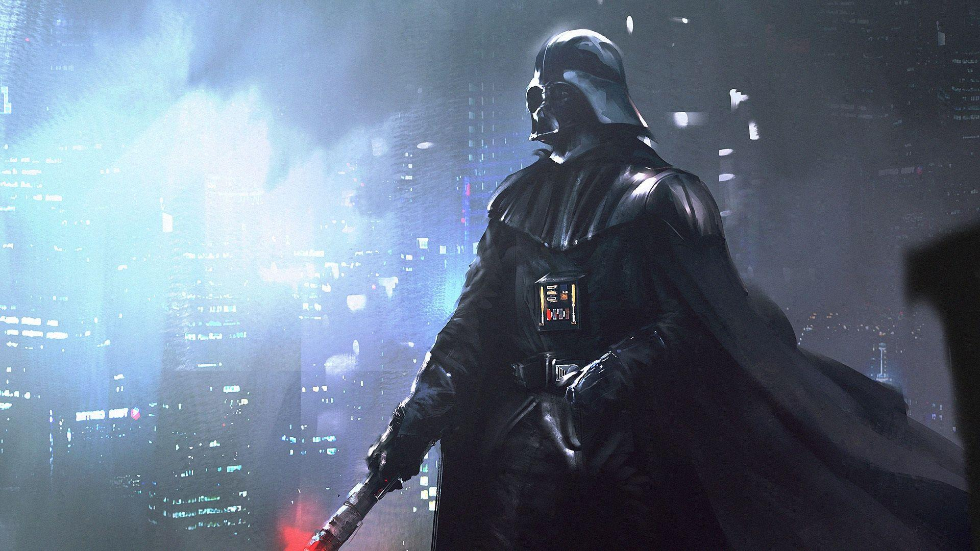 Darth Vader 1080p Wallpapers Wallpaper Cave
