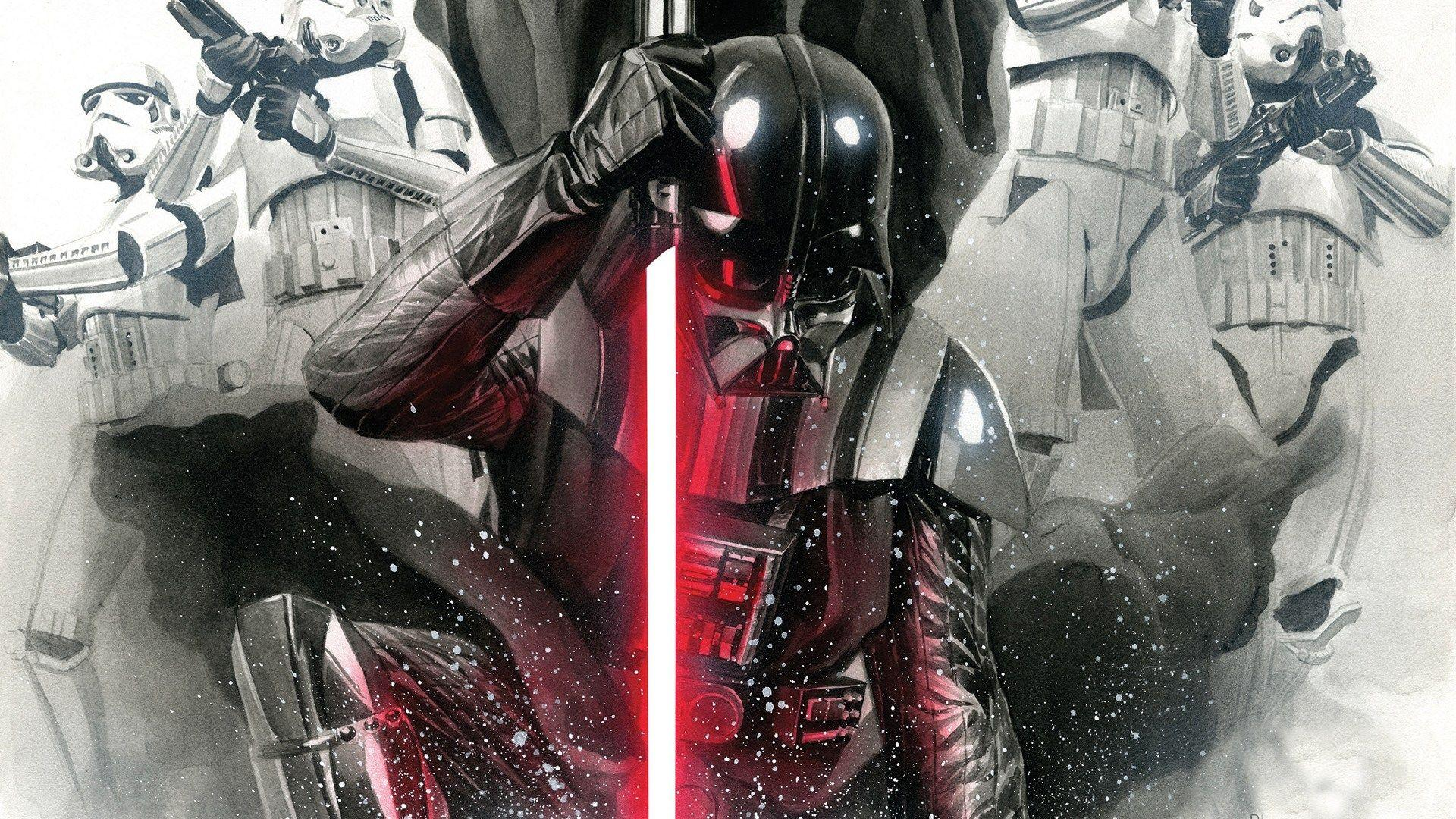 Darth Vader 1080p Wallpapers Wallpaper Cave