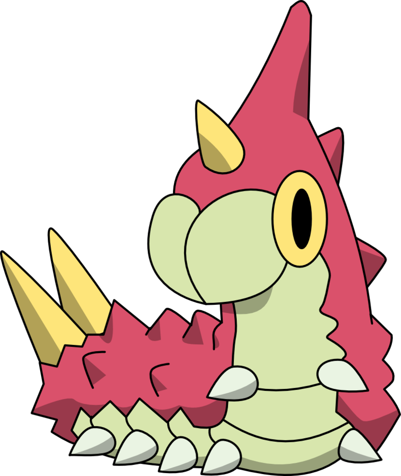 265 Wurmple by PkLucario on DeviantArt