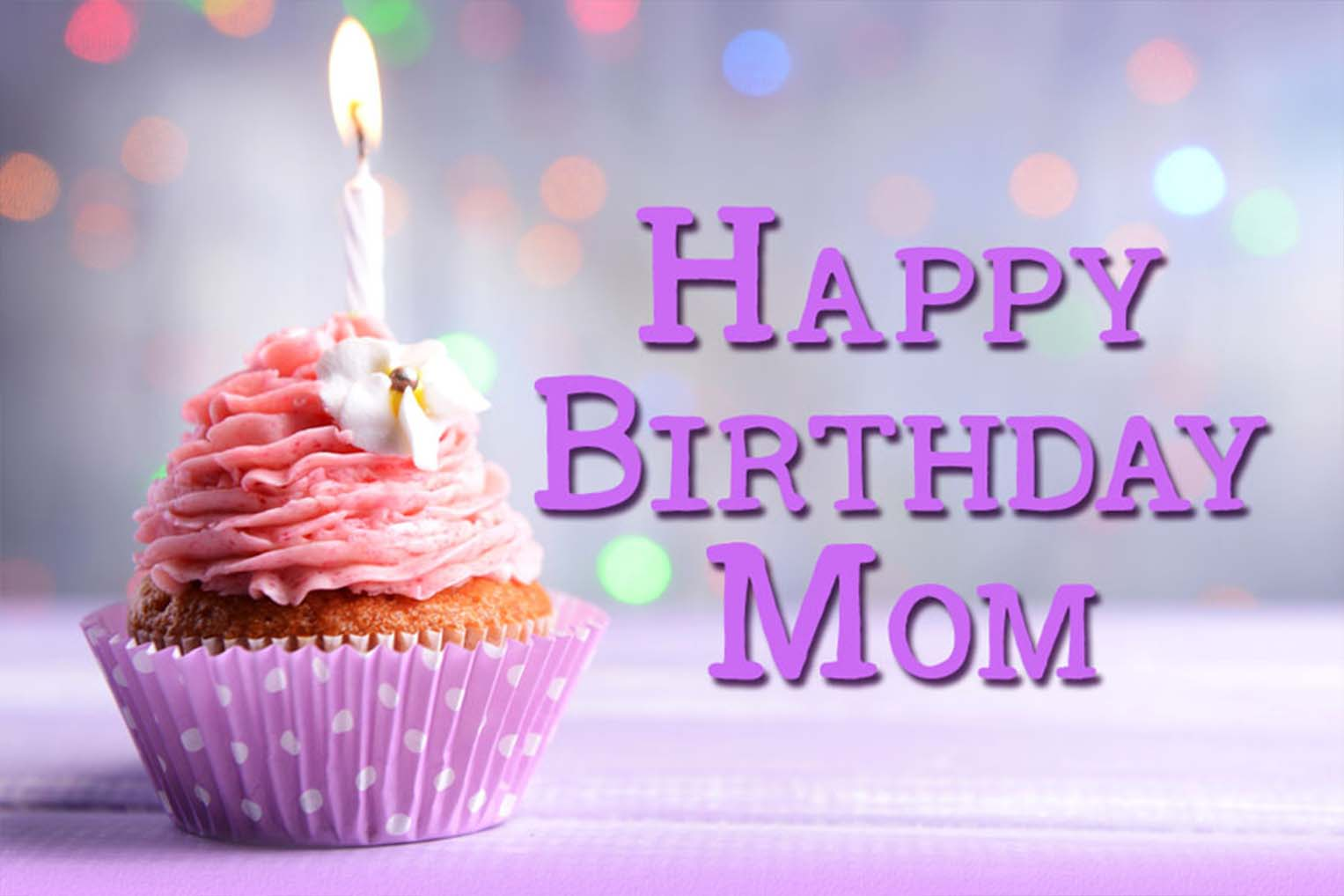 Happy Birthday Mom Wallpapers Wallpaper Cave