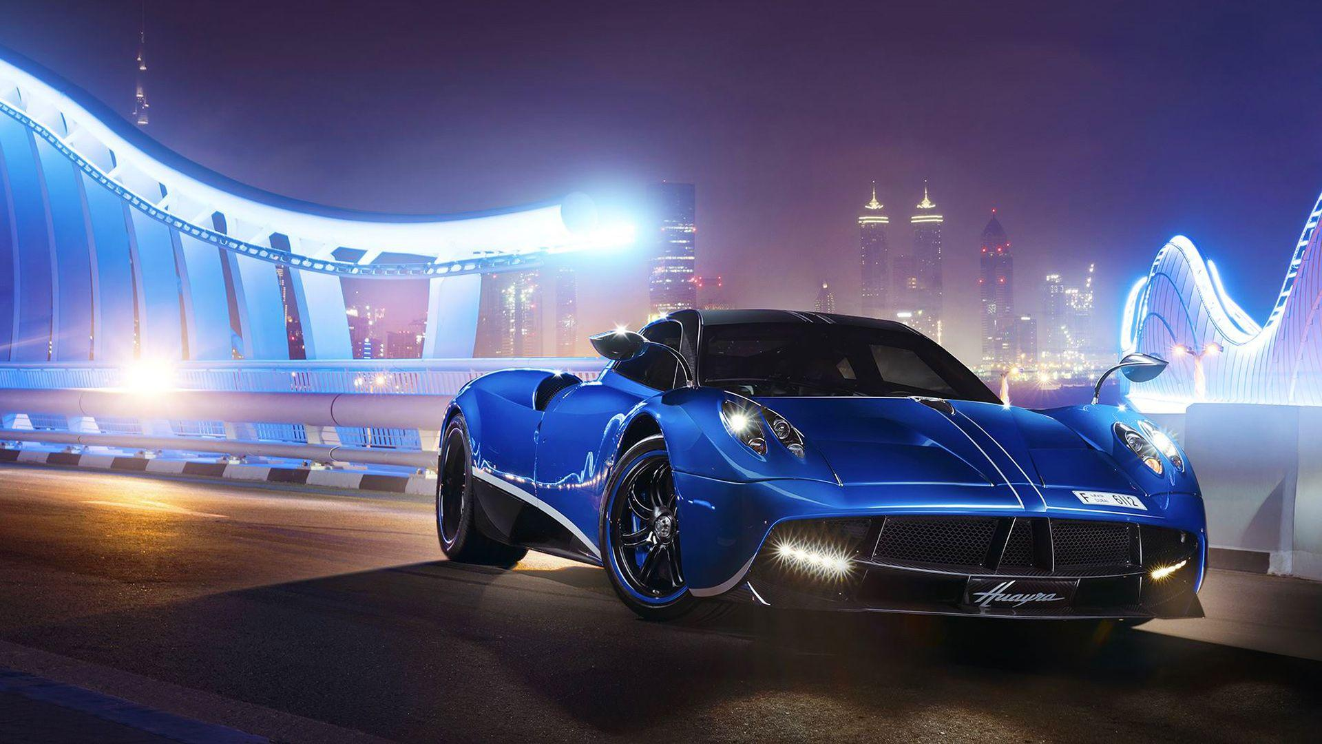 Pagani Huayra Wallpapers
