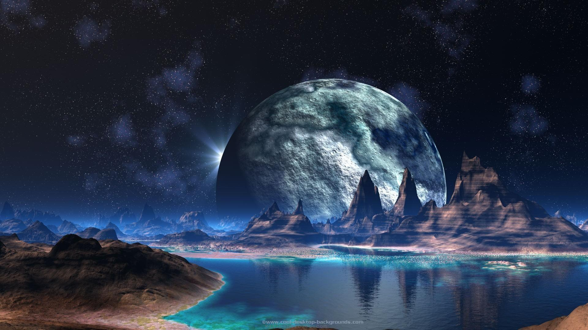 Cool Space Wallpapers Wallpaper Cave