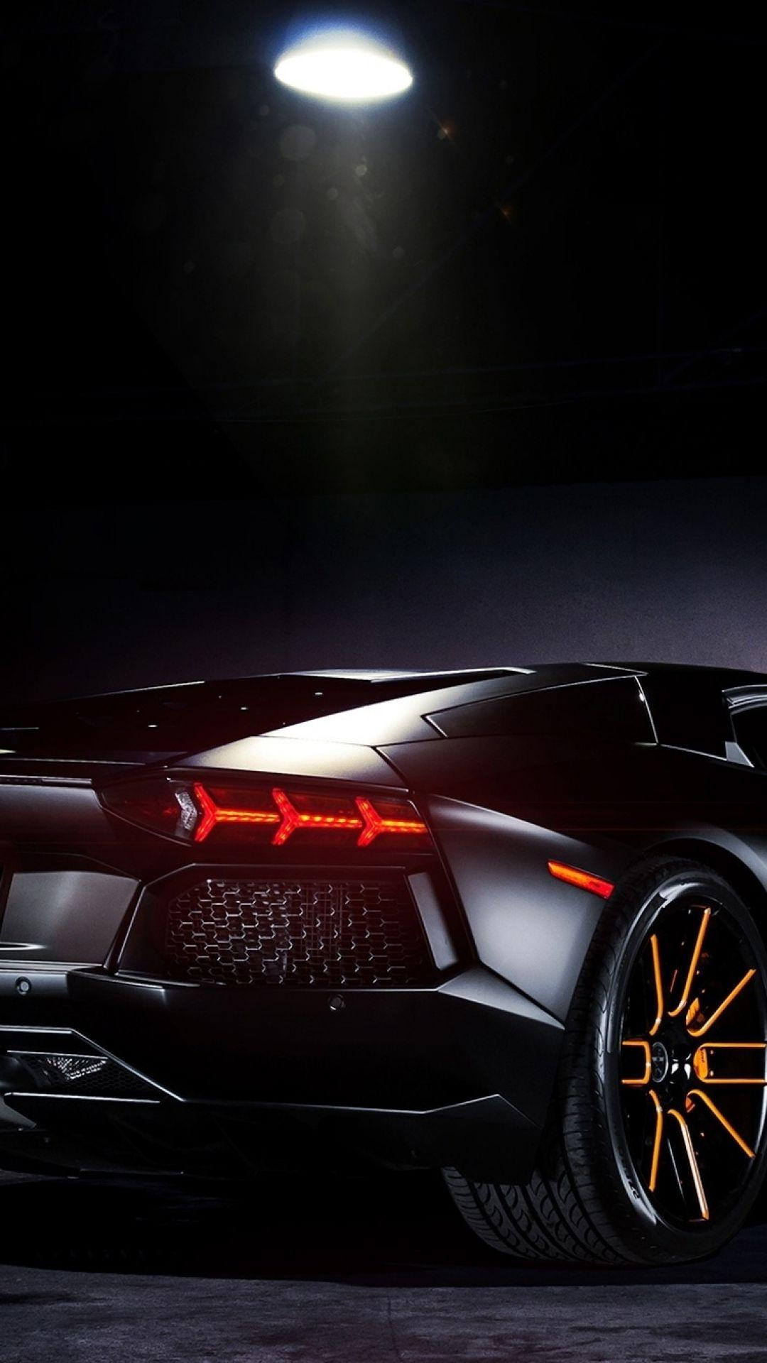 Black Lamborghini Wallpapers Wallpaper Cave