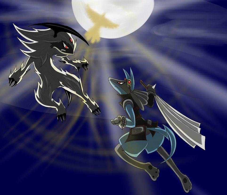 Absol vs. Lucario images Absol vs. Lucario HD wallpaper and ...
