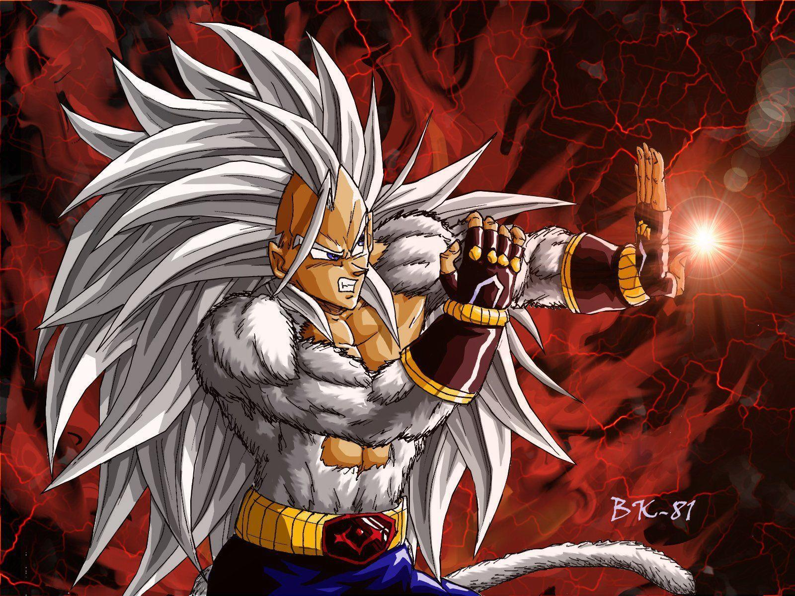 Vegeta Ssj4 Hd Wallpapers Wallpaper Cave