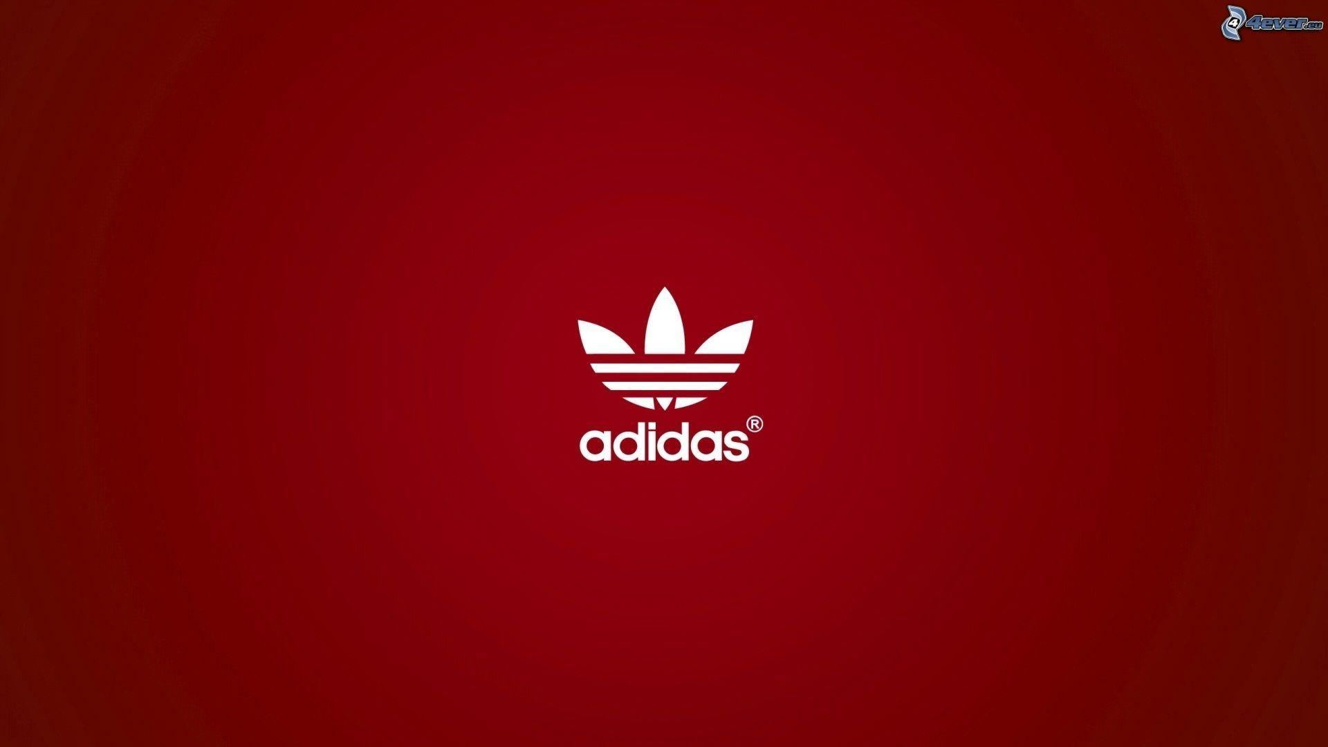 Wallpapers Adidas HD Red Wallpaper Cave