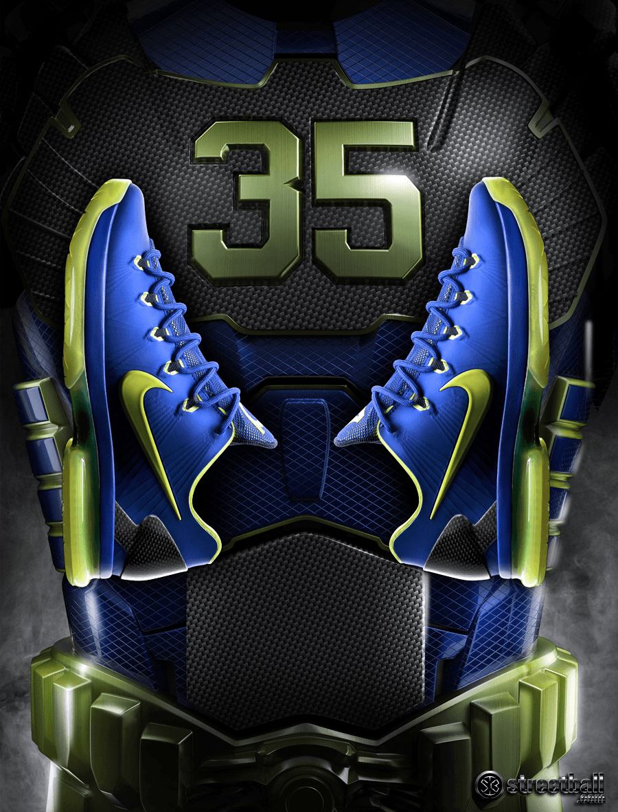 Kevin Durant Shoes Wallpapers