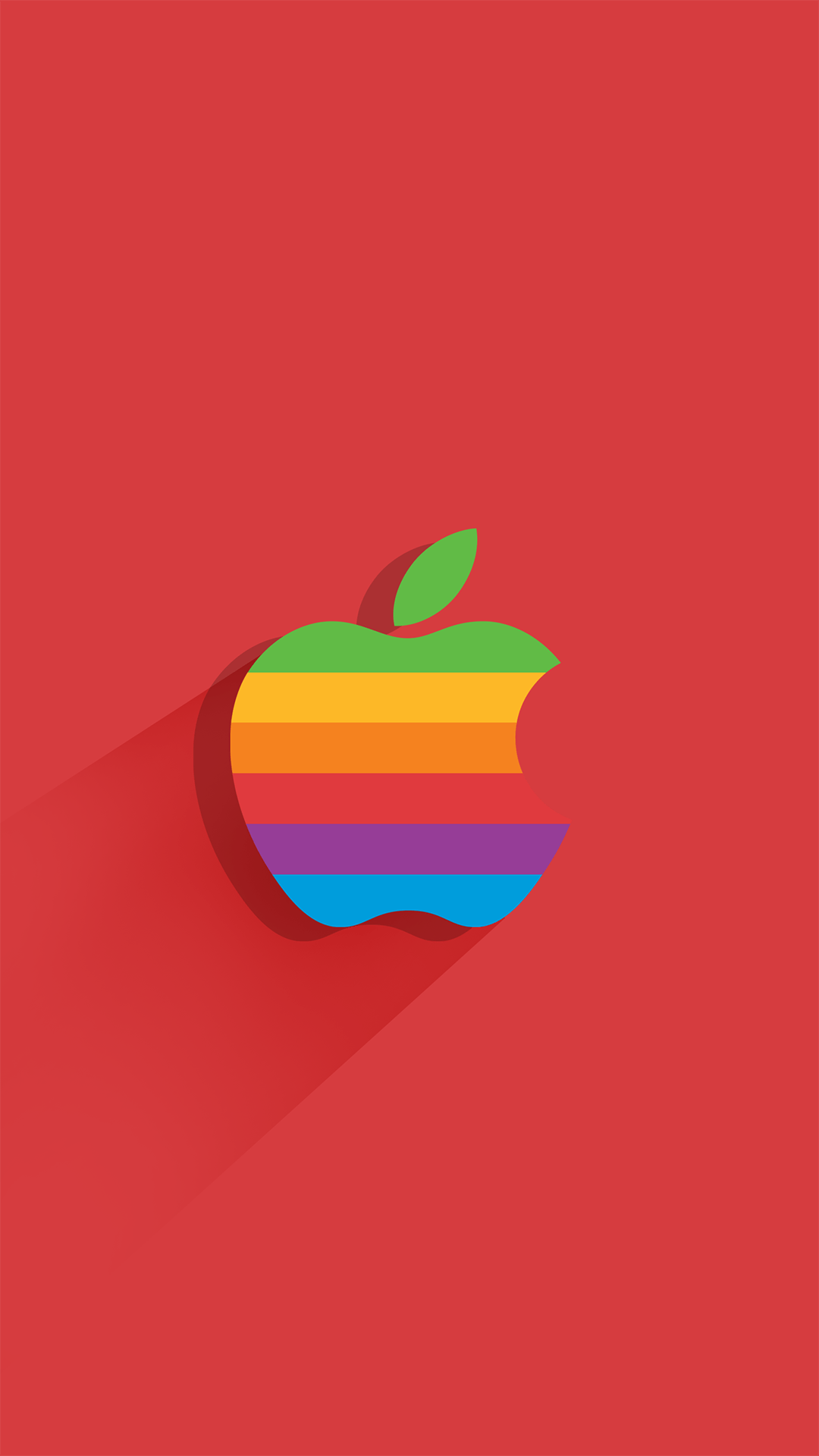 Apple Logo Wallpapers iPhone 6S Plus by lirking20