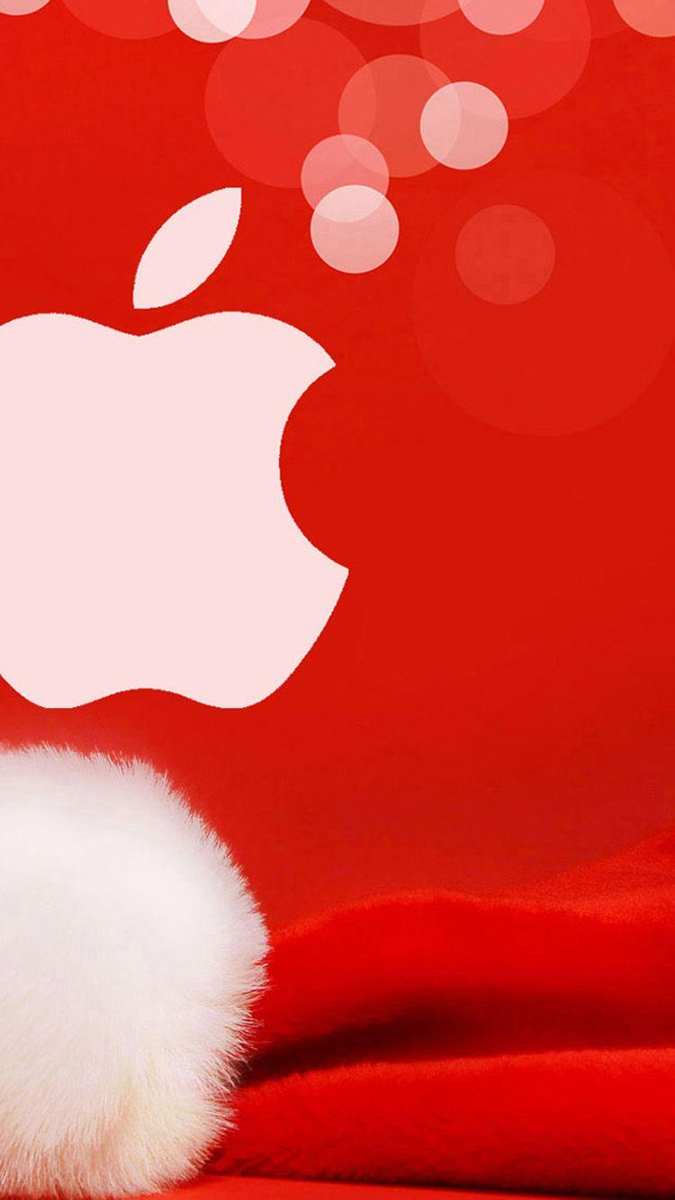 2017 Apple iPhone X Christmas Wallpapers