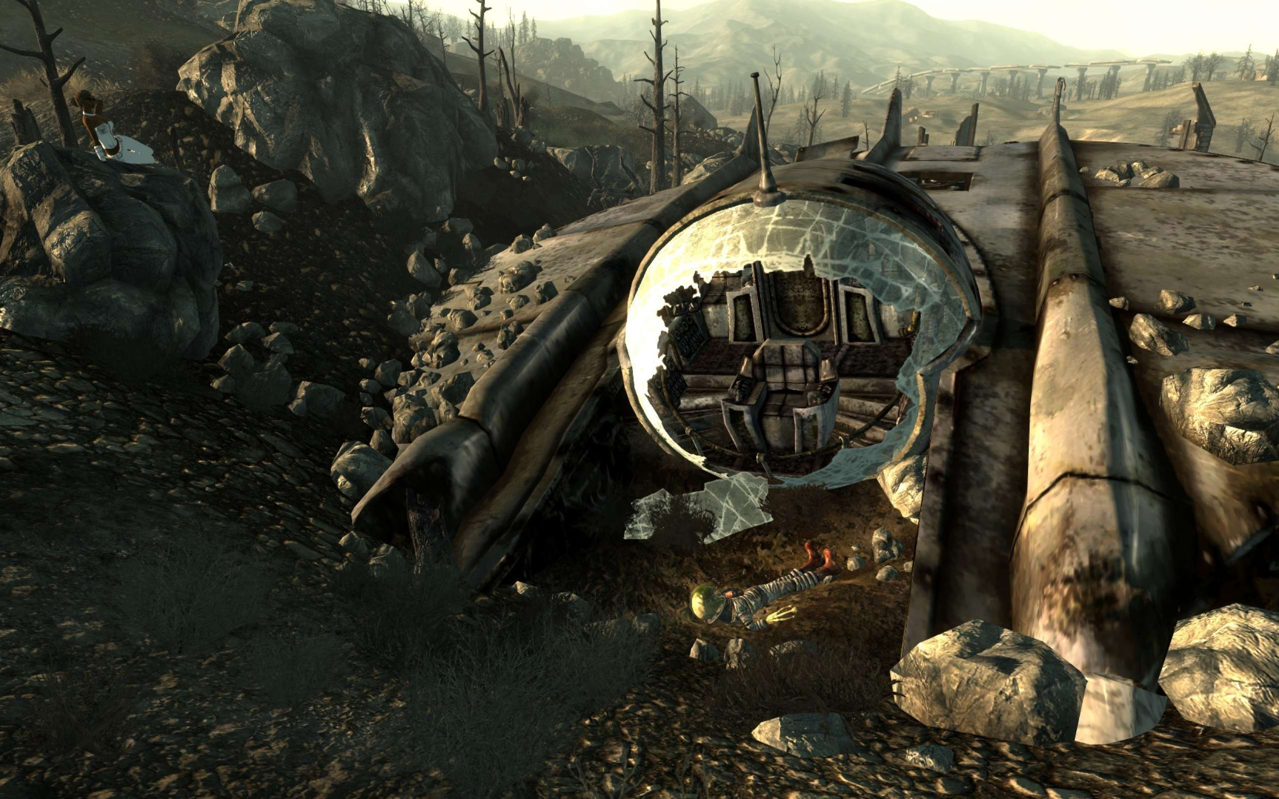 Fallout 3 Wallpapers Full HD - Wallpaper Cave