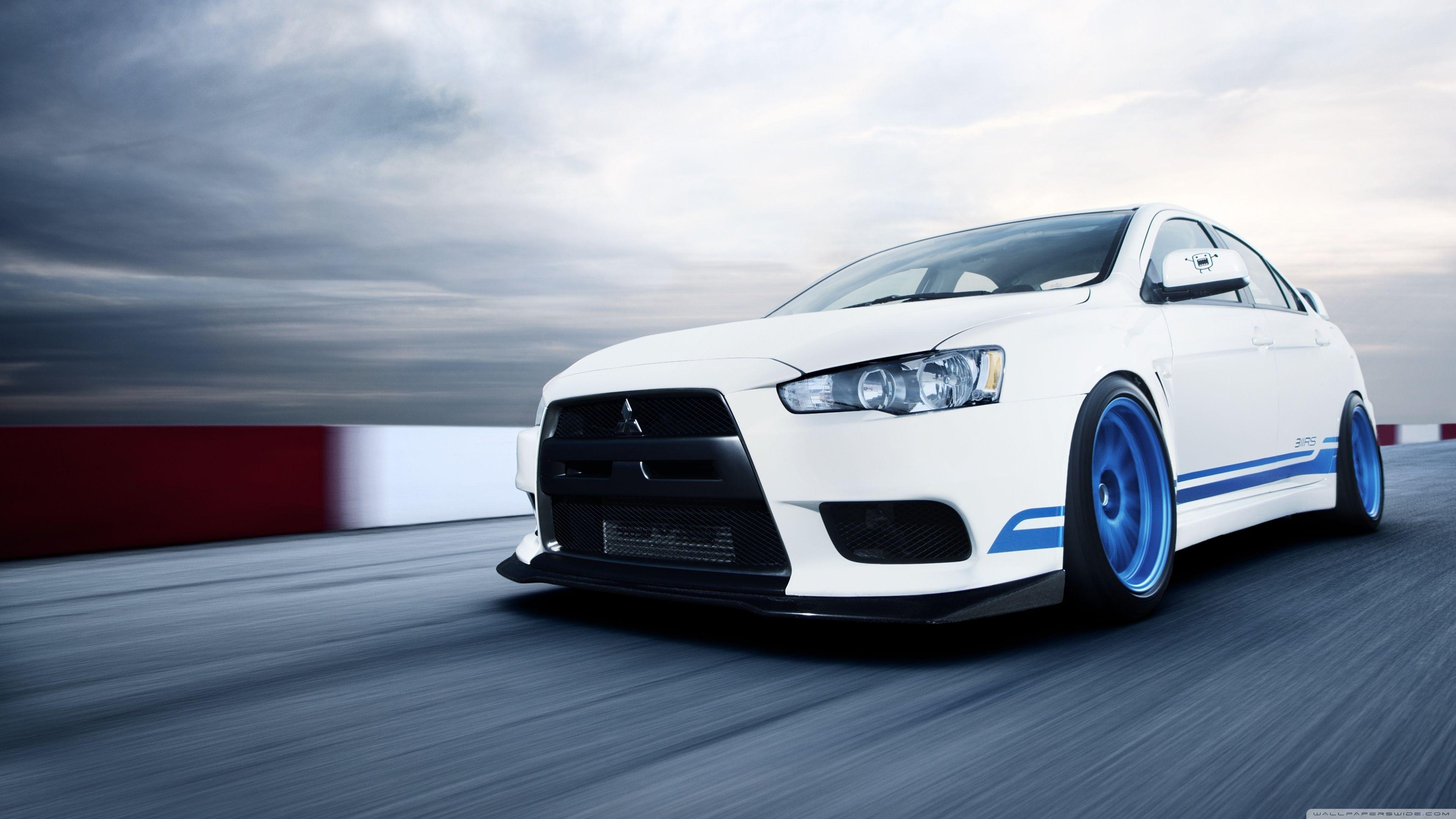 Mitsubishi Lancer Evolution ❤ 4K HD Desktop Wallpapers for 4K Ultra