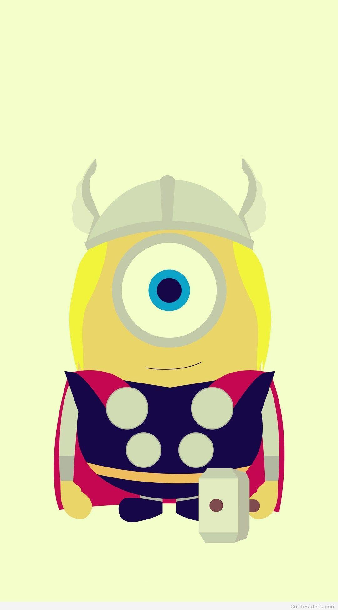 Minion Tumblr Wallpapers Wallpaper Cave