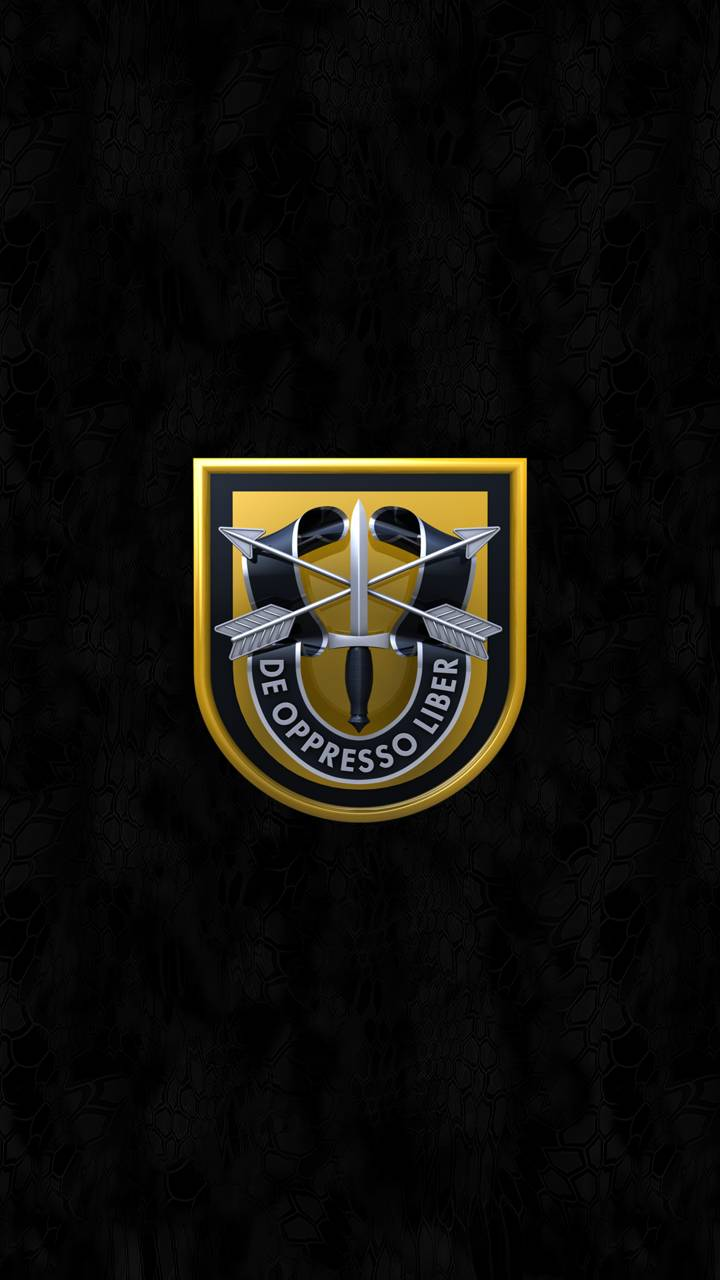 Special Forces Logo Wallpapers Wallpaper Cave