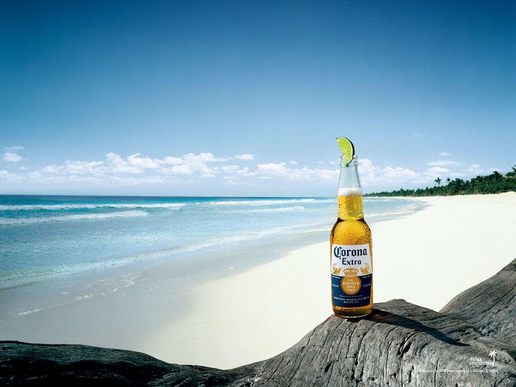 Cerveza Corona Wallpapers Wallpaper Cave