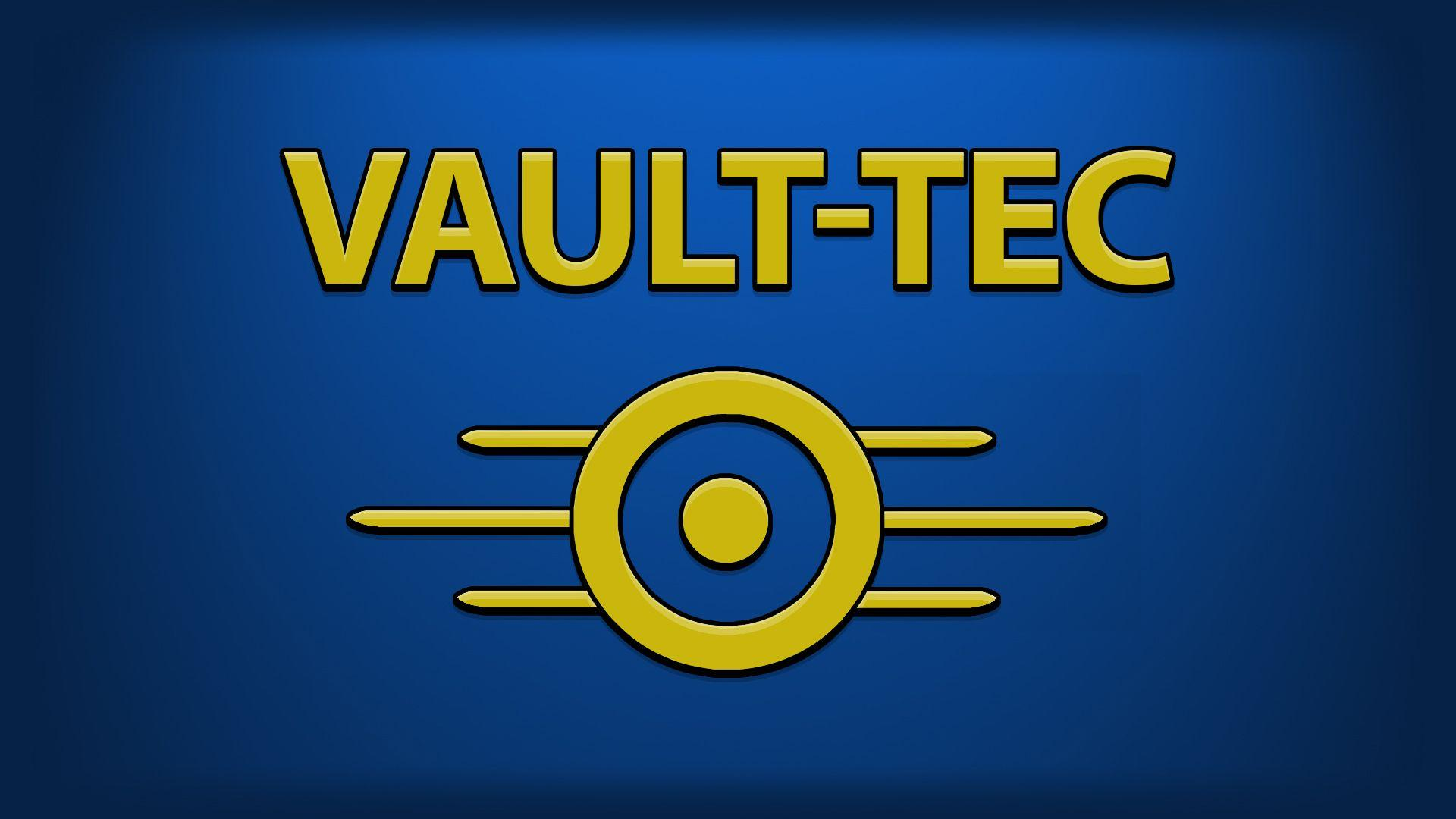 Vault Tec Wallpapers Wallpaper Cave