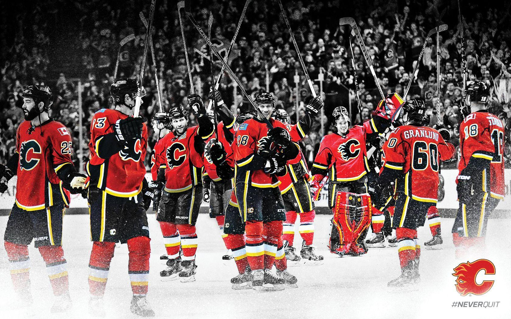 Calgary Flames Ice Hockey Wallpapers Wallpapers