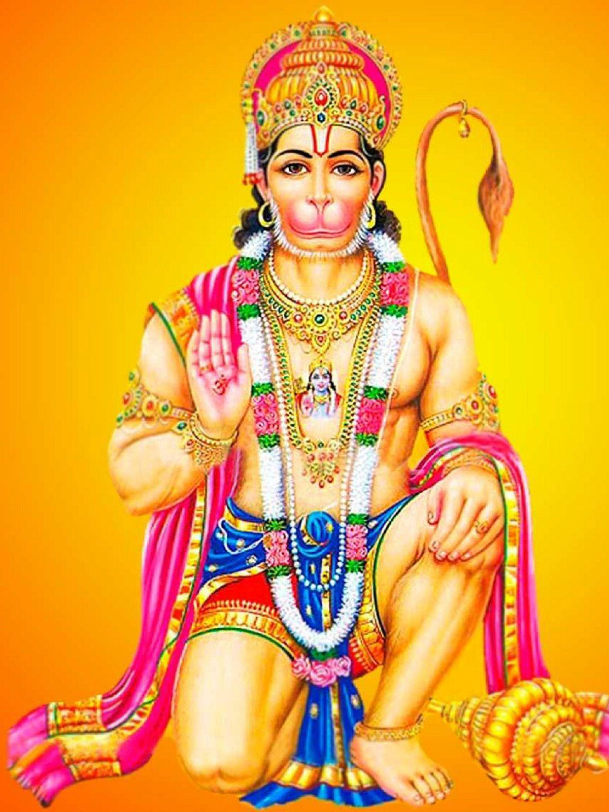 Hanuman Wallpapers For Mobile Hd Wallpaper Cave