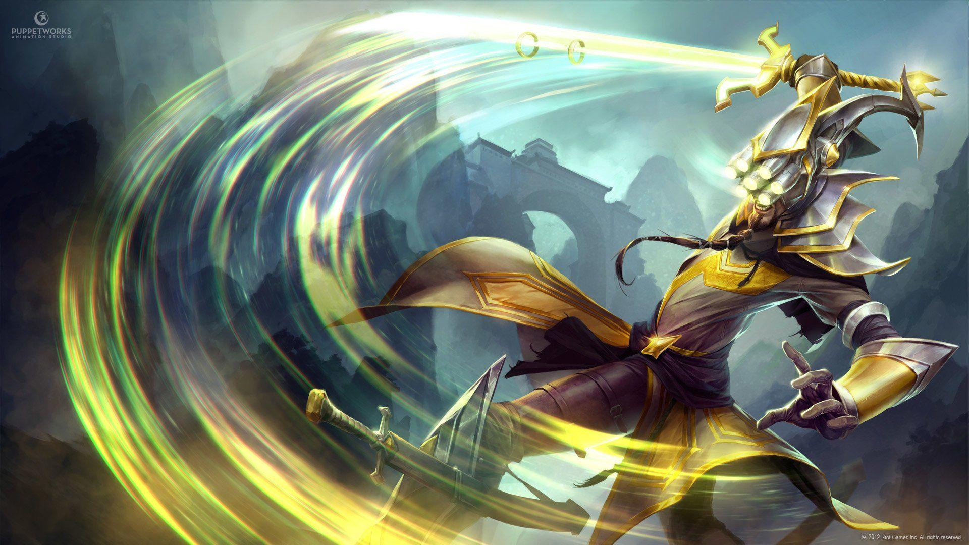 22+ Master Yi Wallpaper  Pictures
