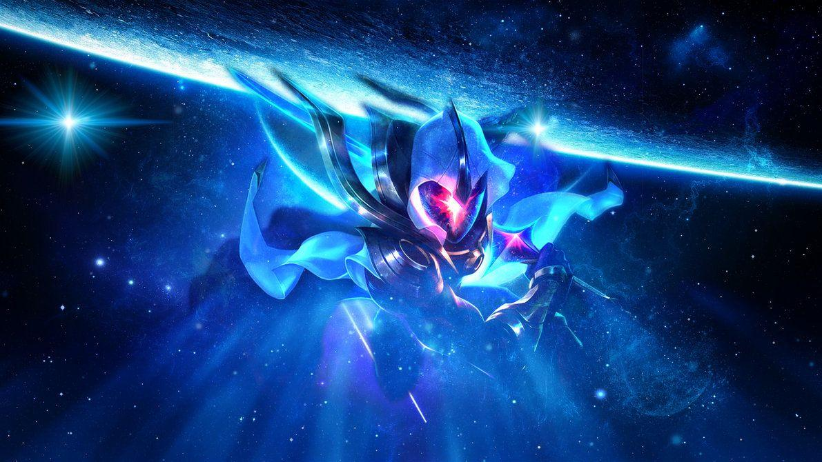 Cosmic Blade Master Yi Wallpaper By Nestroix On DeviantArt