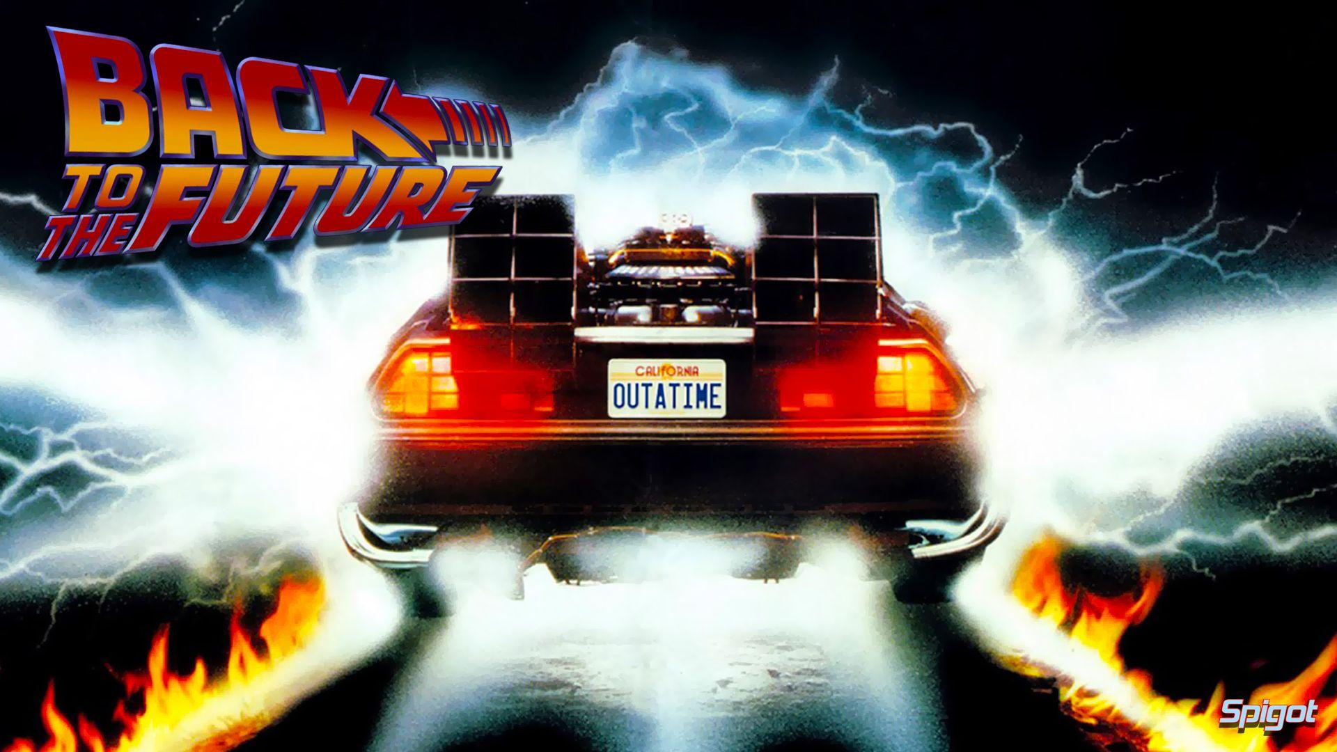 HD Back To The Future Wallpapers   Download Free - 974427