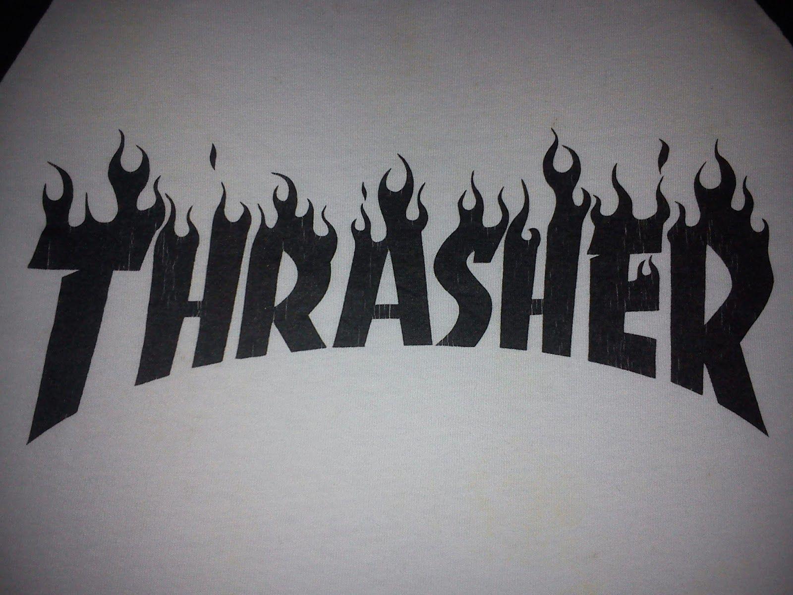 Thrasher Desktop Backgrounds Wallpaper Cave