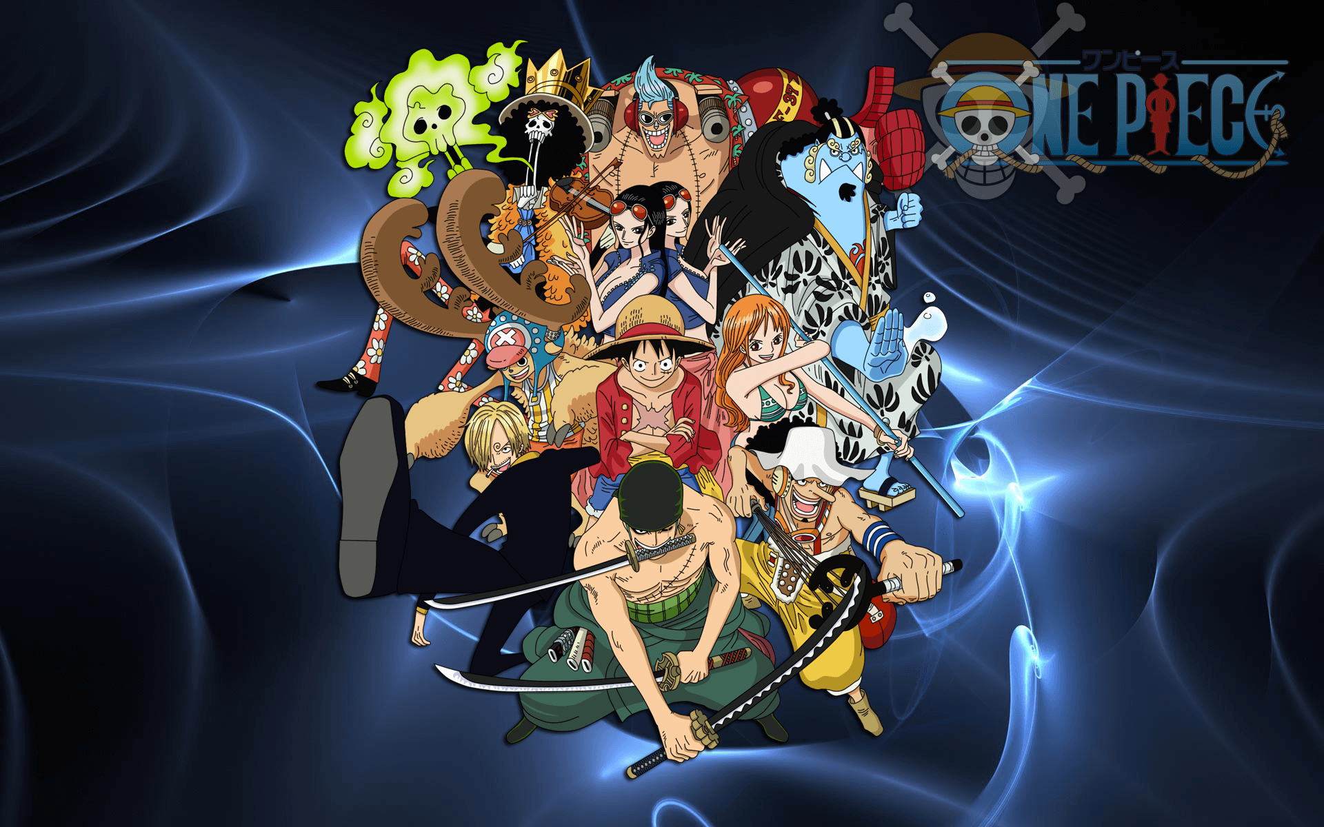 3D One Piece Wallpapers Group