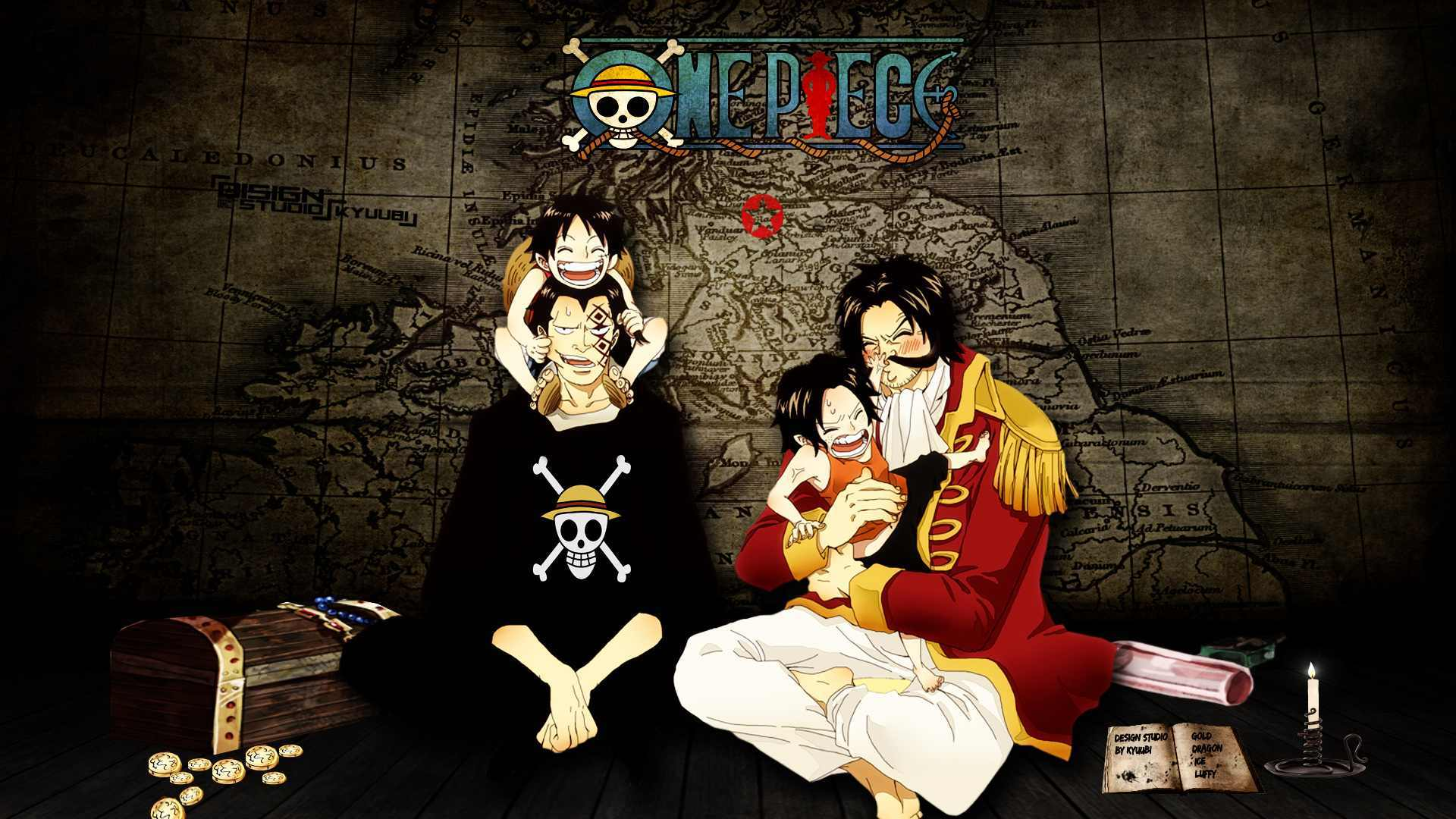 31+ One Piece Hd Desktop Wallpapers