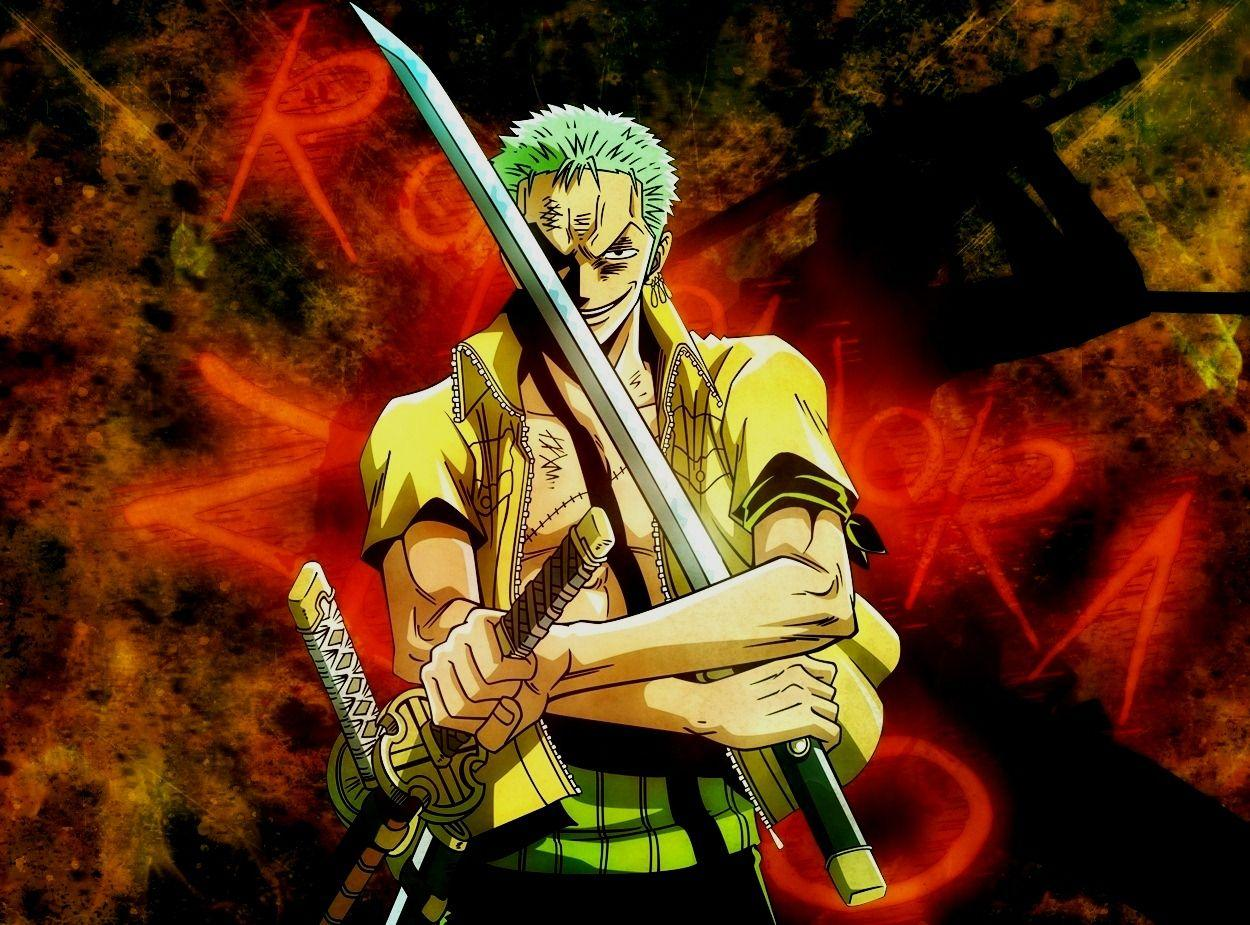 Best Zoro Wallpapers For IPhone Wallpapers