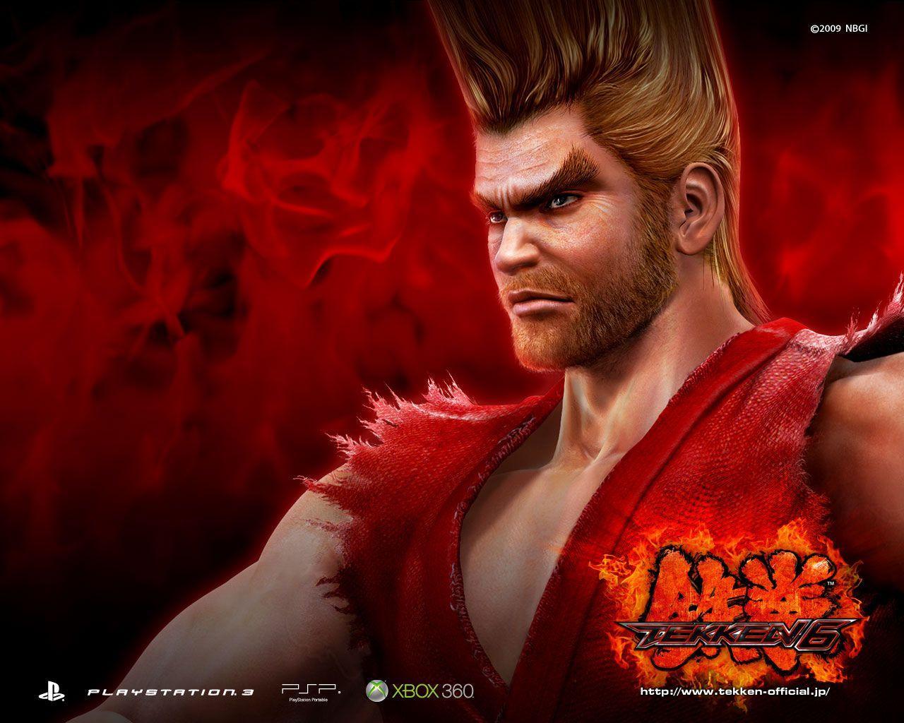 Tekken 3 Game Wallpaper New Game Wallpaper