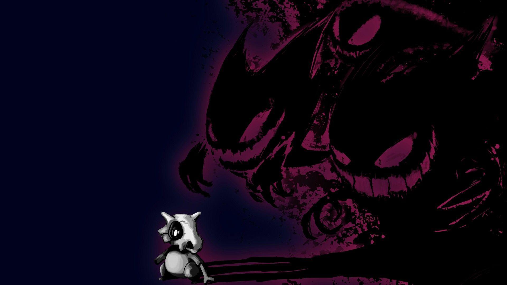 Dark pokemon wallpapers wallpaper cave - Pokemon ghost wallpaper ...