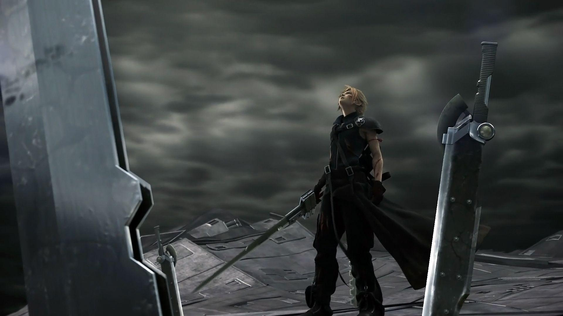 Cloud Strife Wallpapers Hd Wallpaper Cave