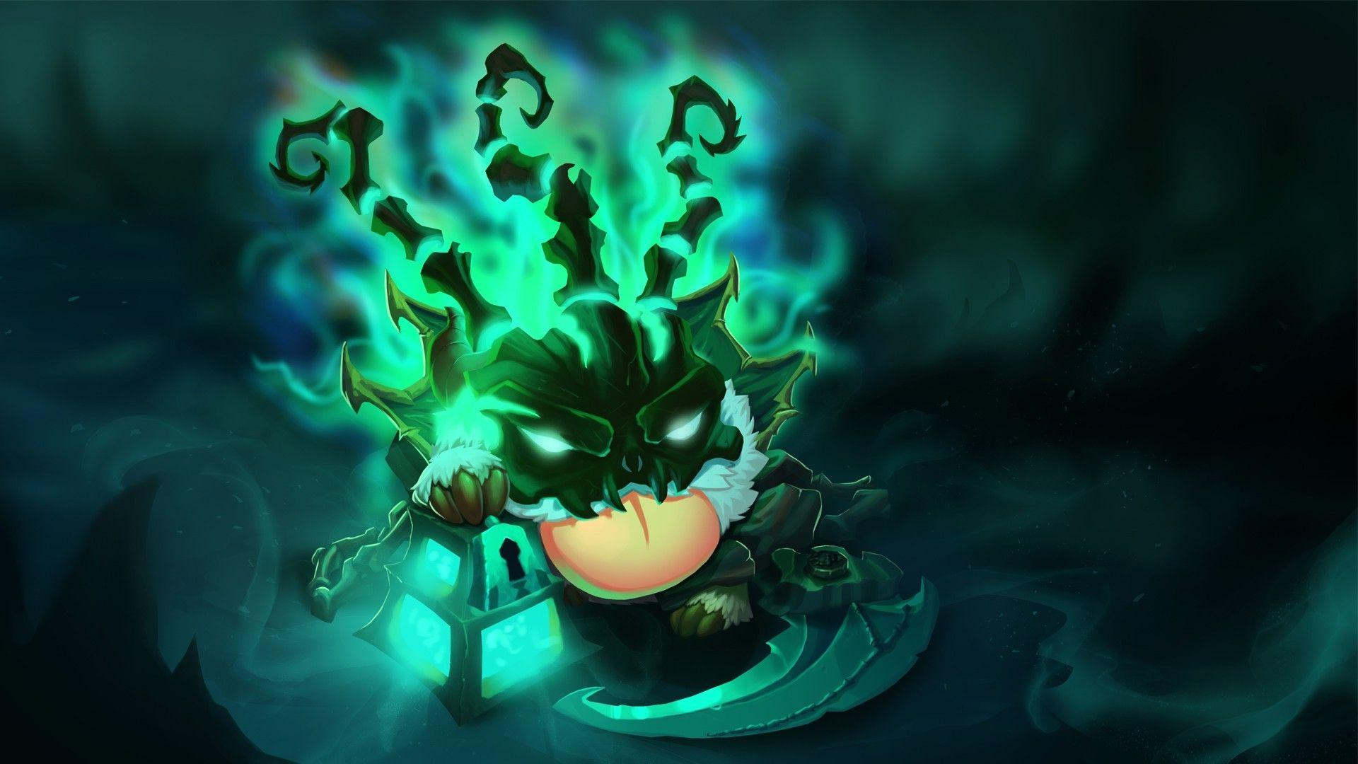Thresh Hd Mobile Wallpapers Wallpaper Cave
