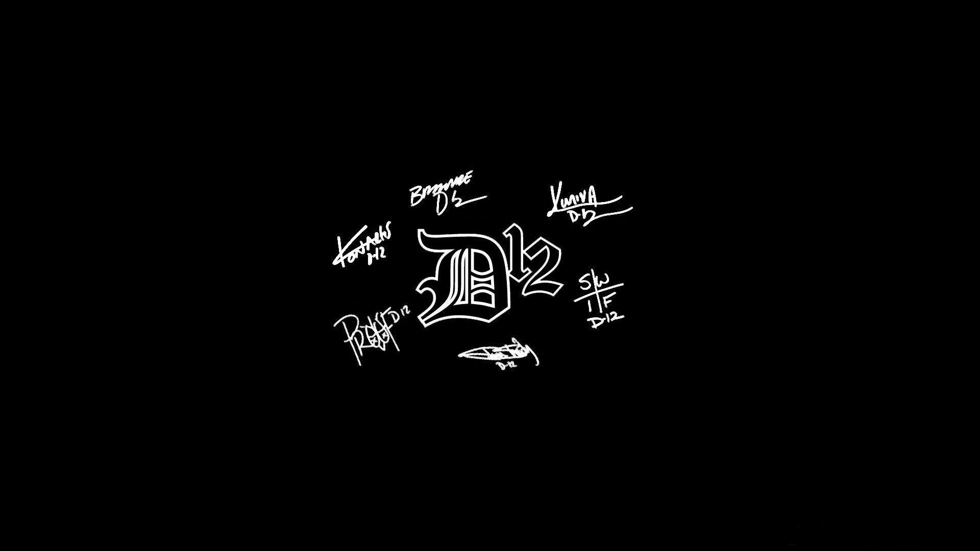 D12 Wallpaper