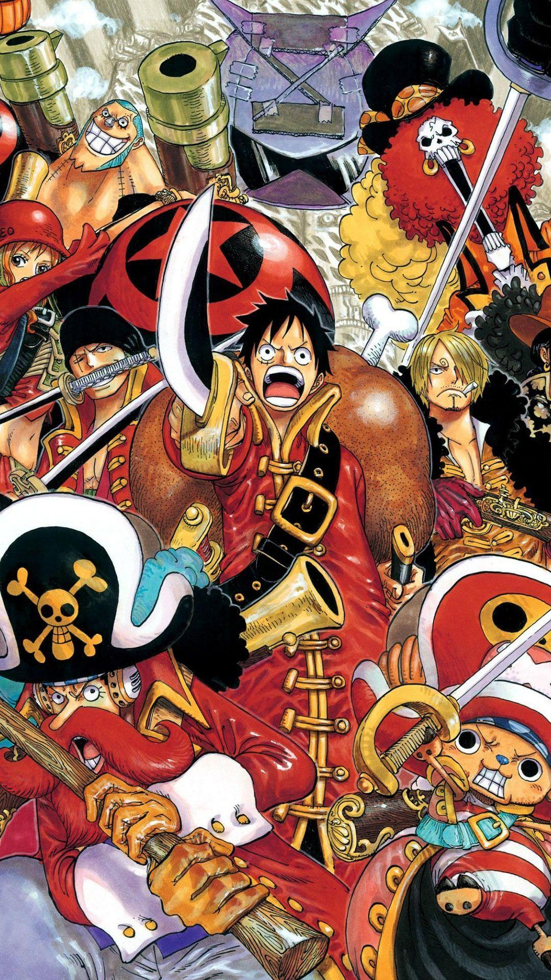 One Piece Wallpapers Samsung