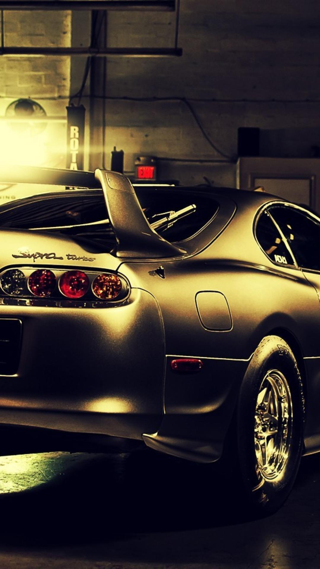 Toyota Supra Tuning Wallpapers Handy Wallpaper Cave