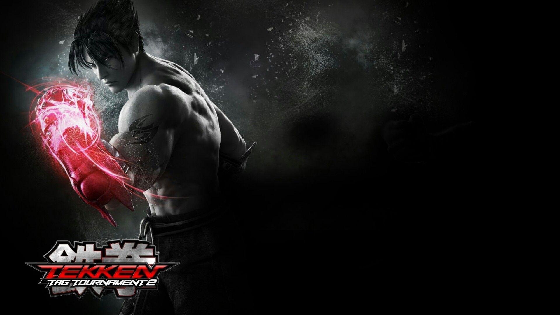 Jin Kazama Tekken Tag 2 Wallpapers Wallpaper Cave