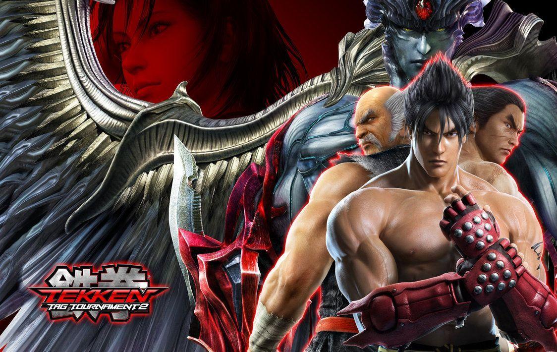 Tekken Tag Tournament 2 Jin Kazama Wallpapers Wallpaper Cave