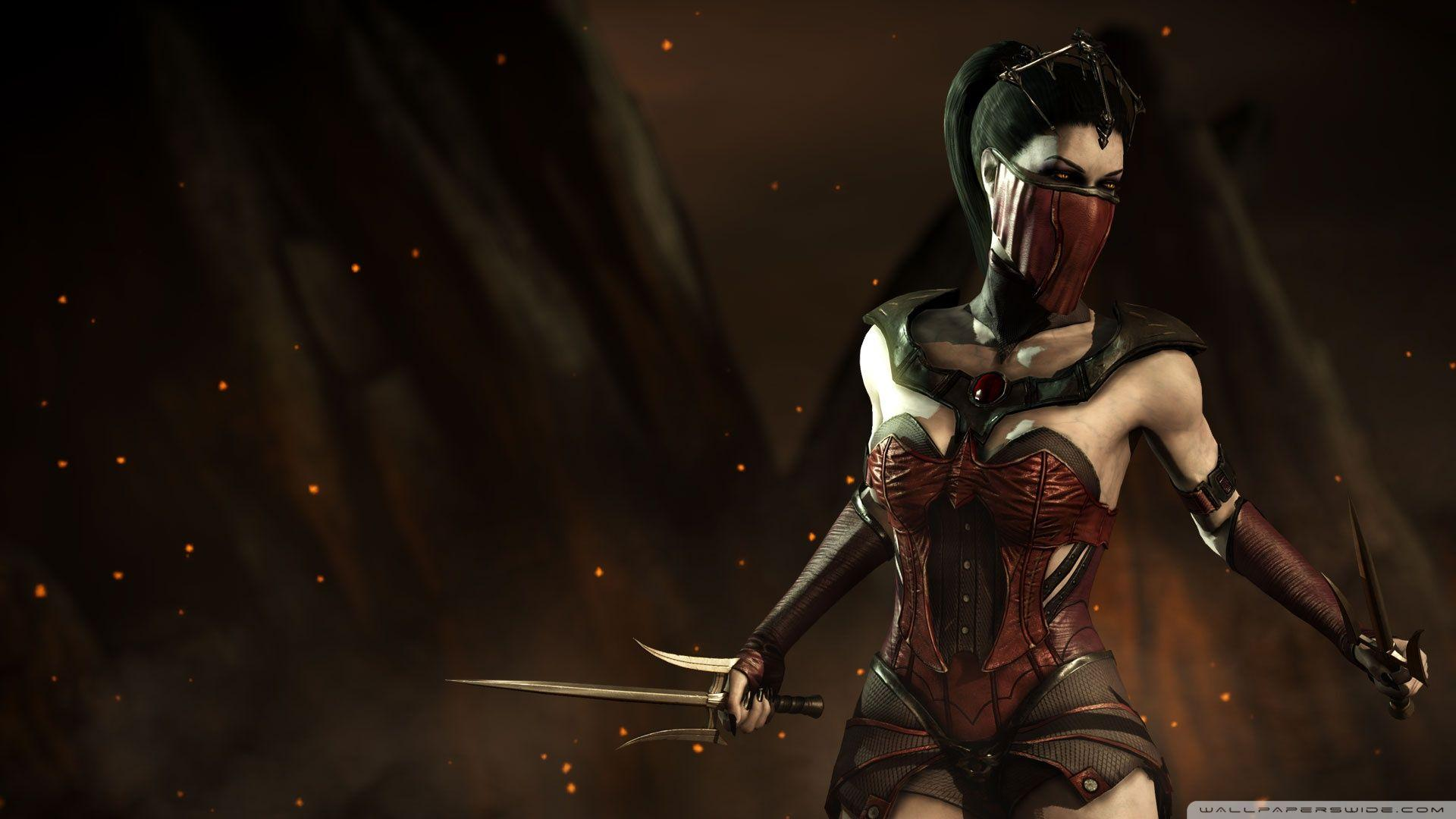 Mortal Kombat Female Characters Hd 3d Wallpapers Wallpaper Cave