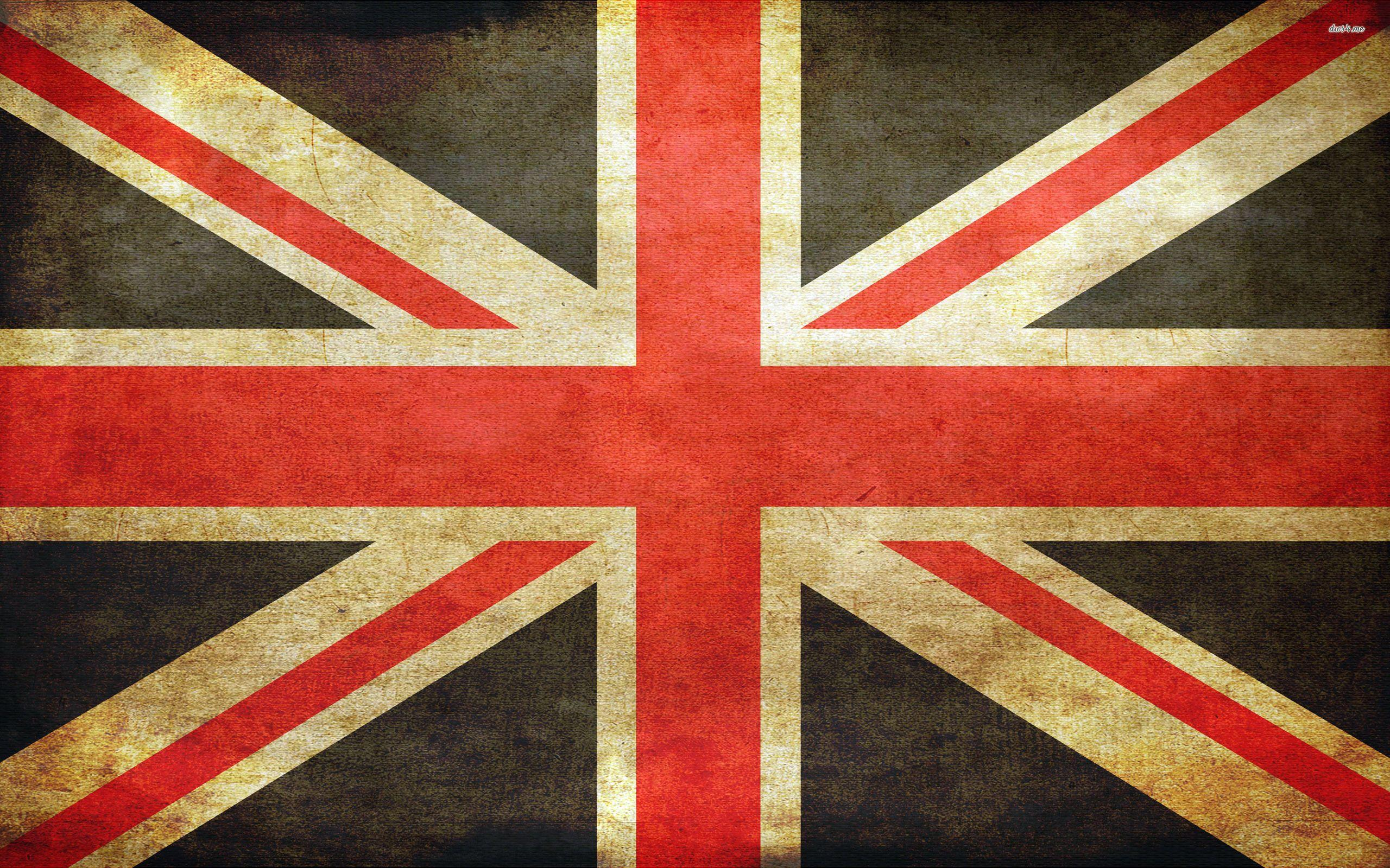 Cool London Flag Wallpaper