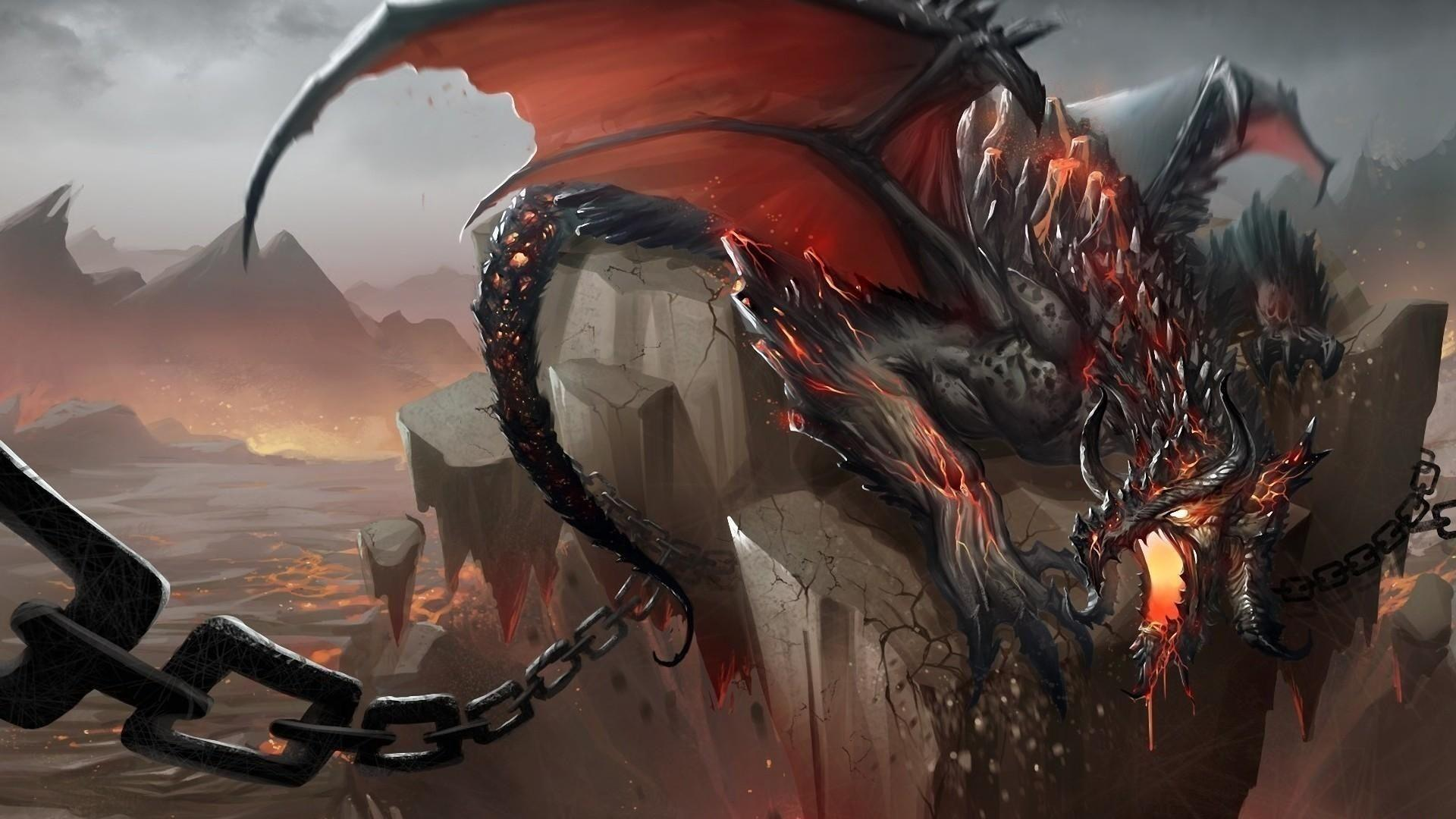 Dragon HD Wallpapers 1080p Group