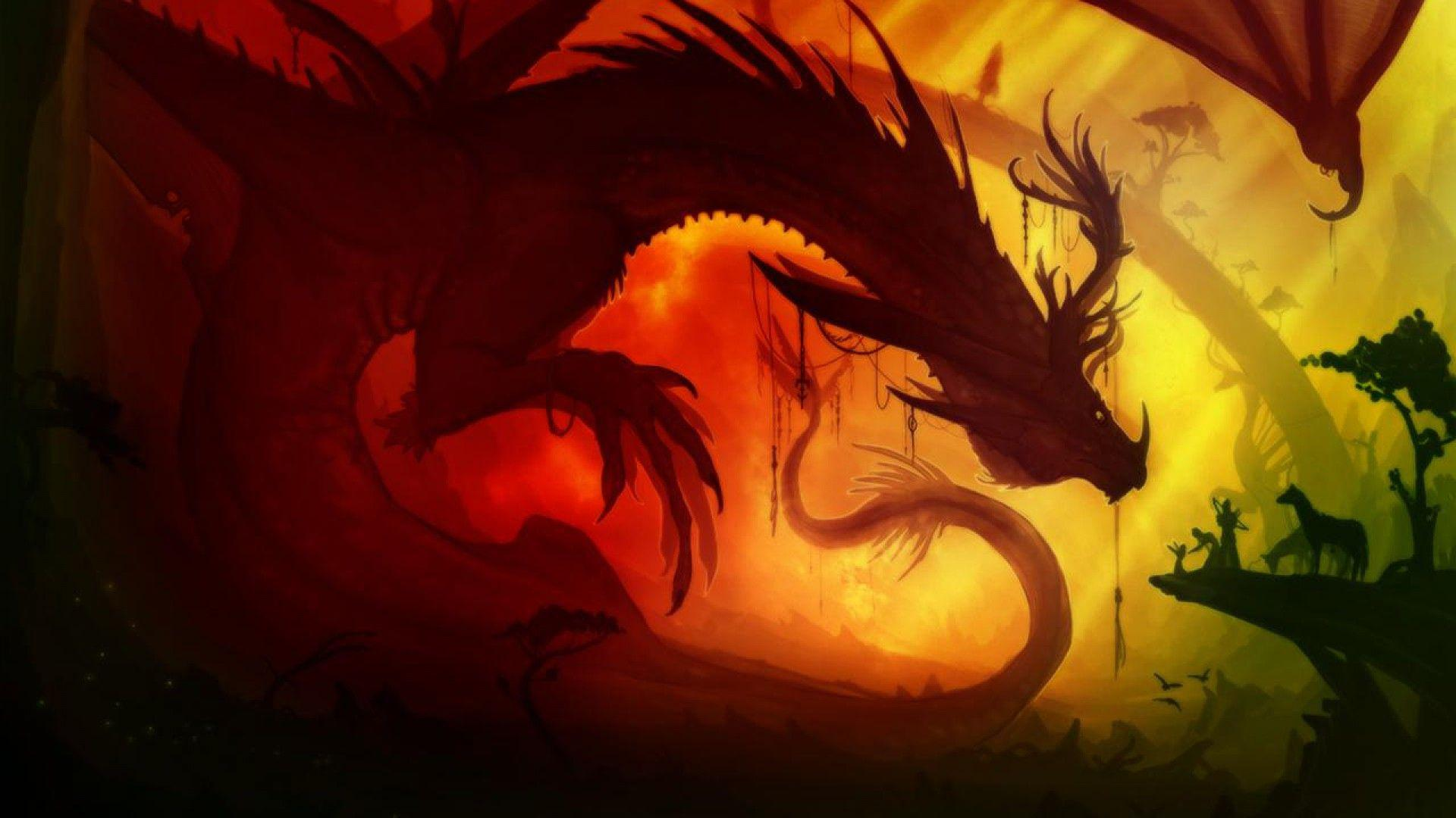 Dragon HD Wallpapers 1080p Ch19d