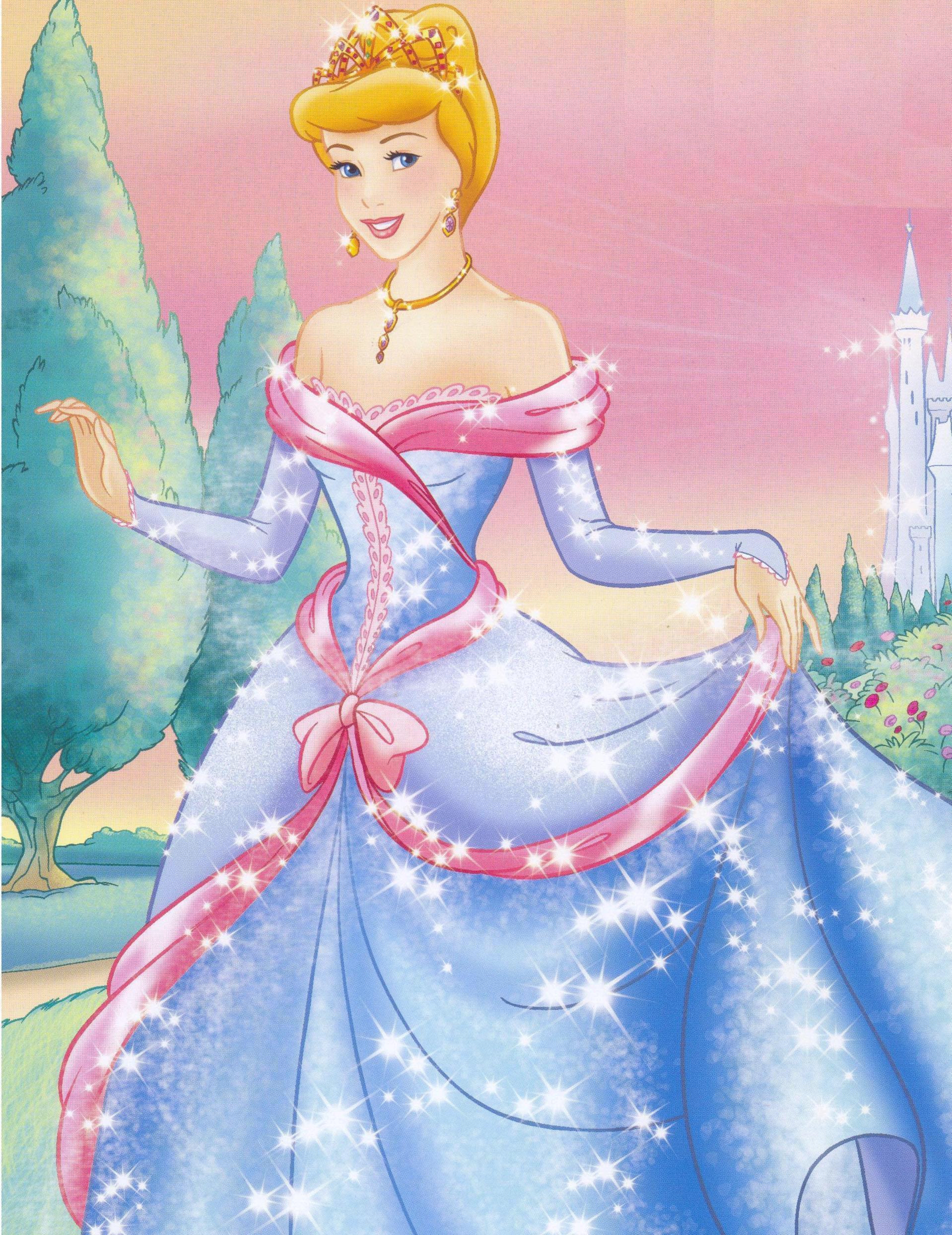 Disney Princess Cinderella Wallpapers Hd Wallpaper Cave