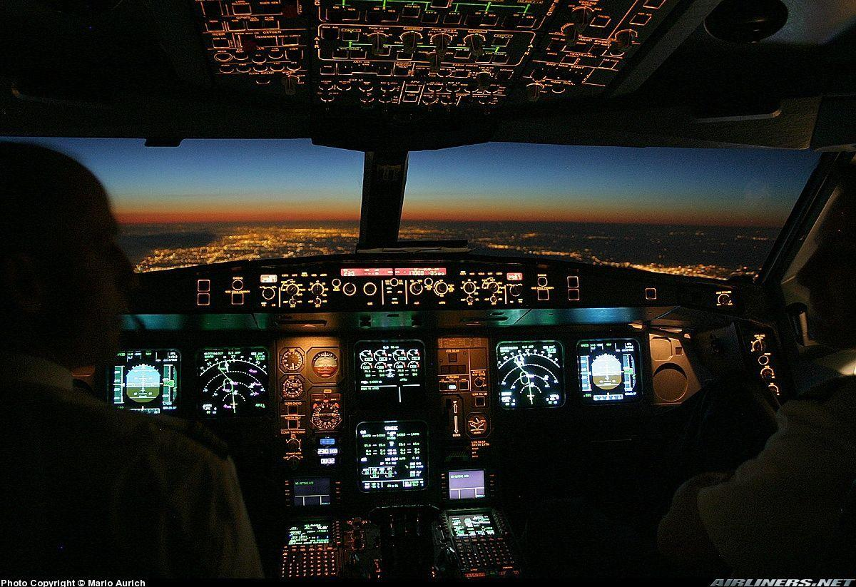 Cockpit Wallpapers Group 80