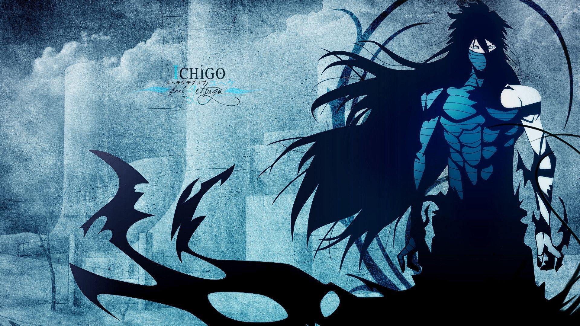 Download Wallpaper 1920x1080 Ichigo Mugetsu Bleach Final Getsuga